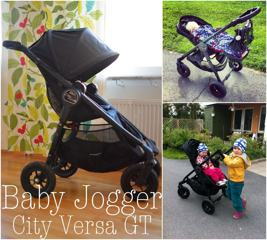Recension av Baby Jogger City Versa GT