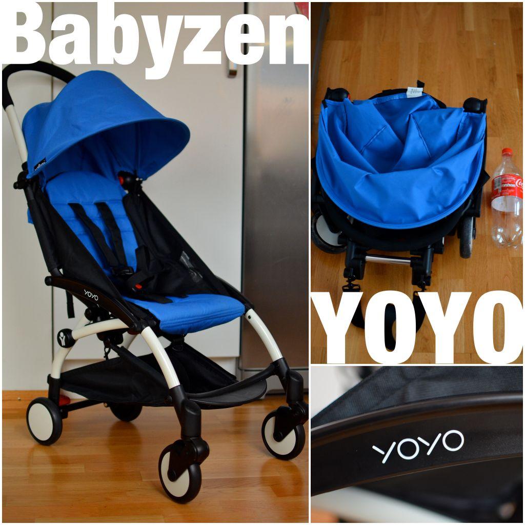 Recension av Babyzen Yoyo