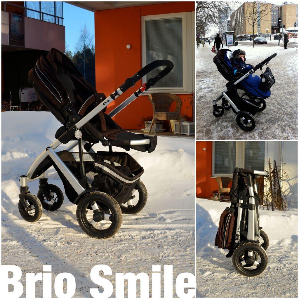Recension av Brio smile