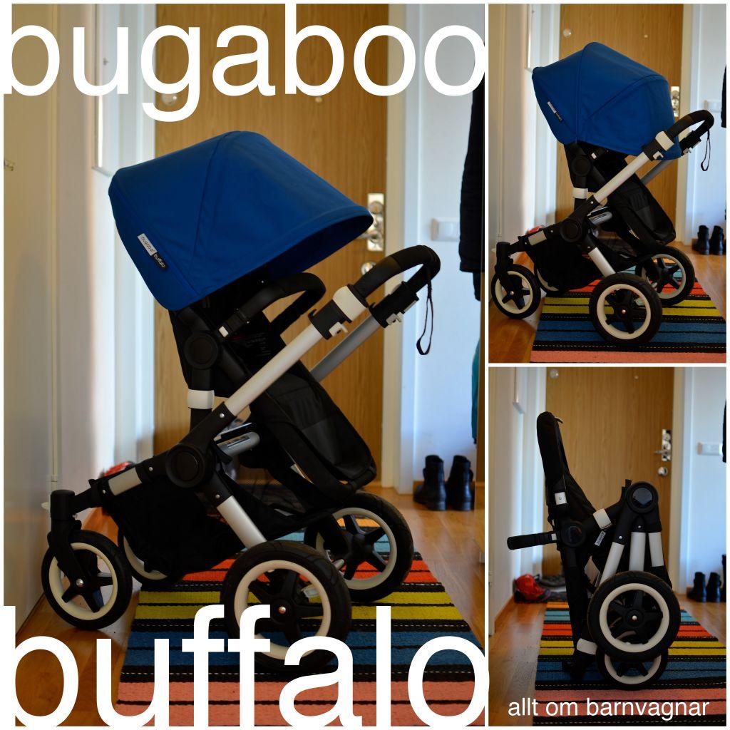 Recension av Bugaboo Buffalo
