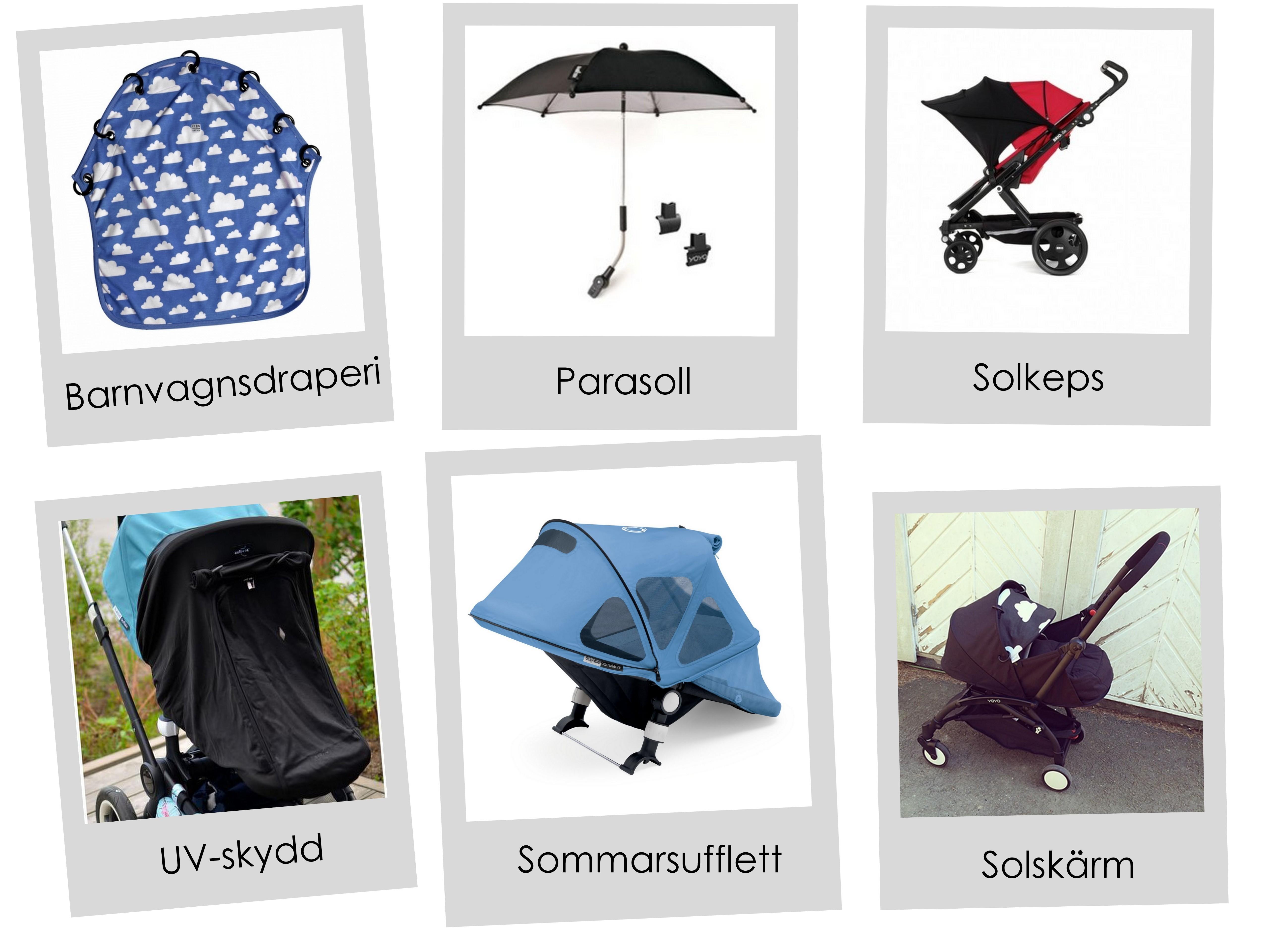 Solskydd arkiv Allt Om Barnvagnar