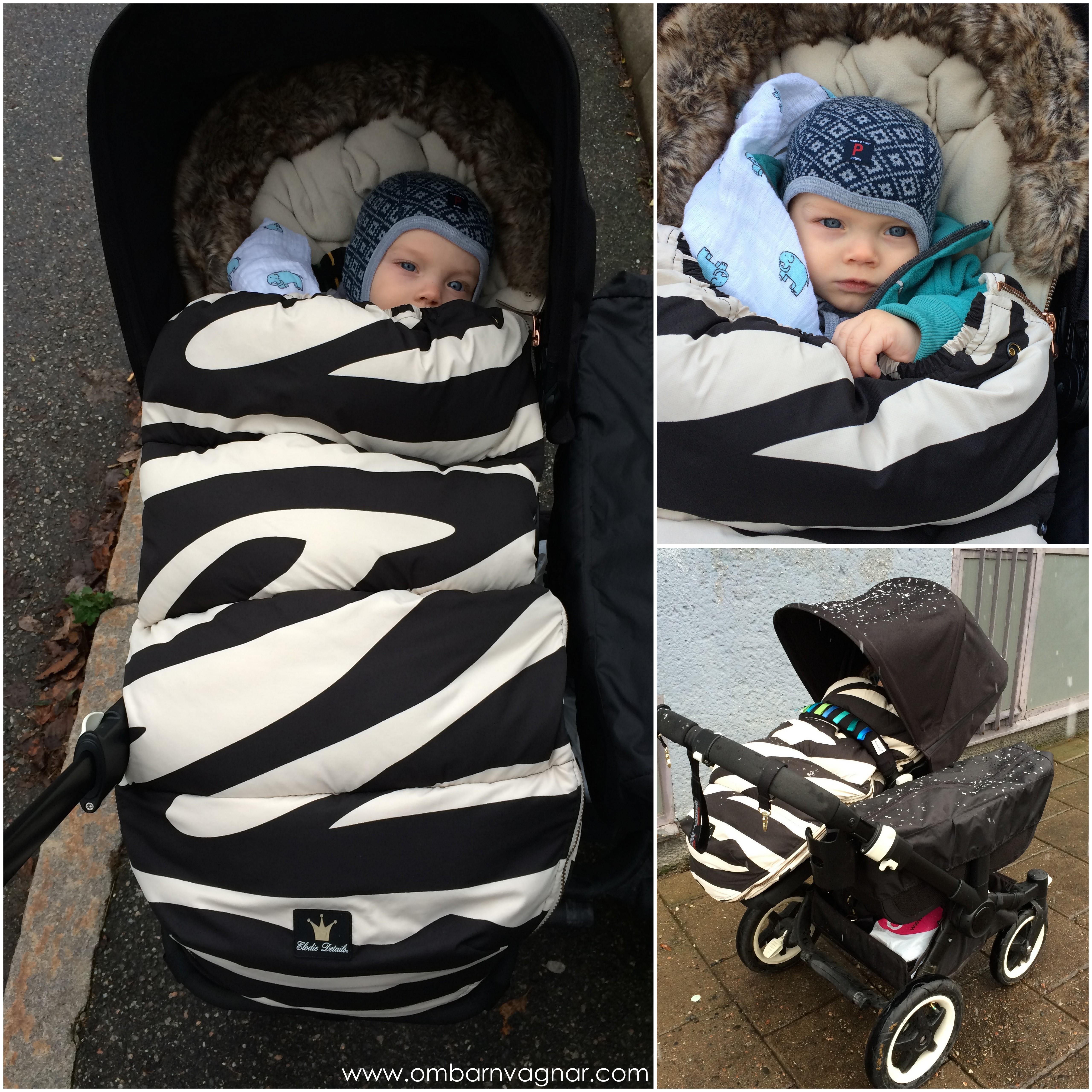 Så ryms barn i Elodie Details åkpåse
