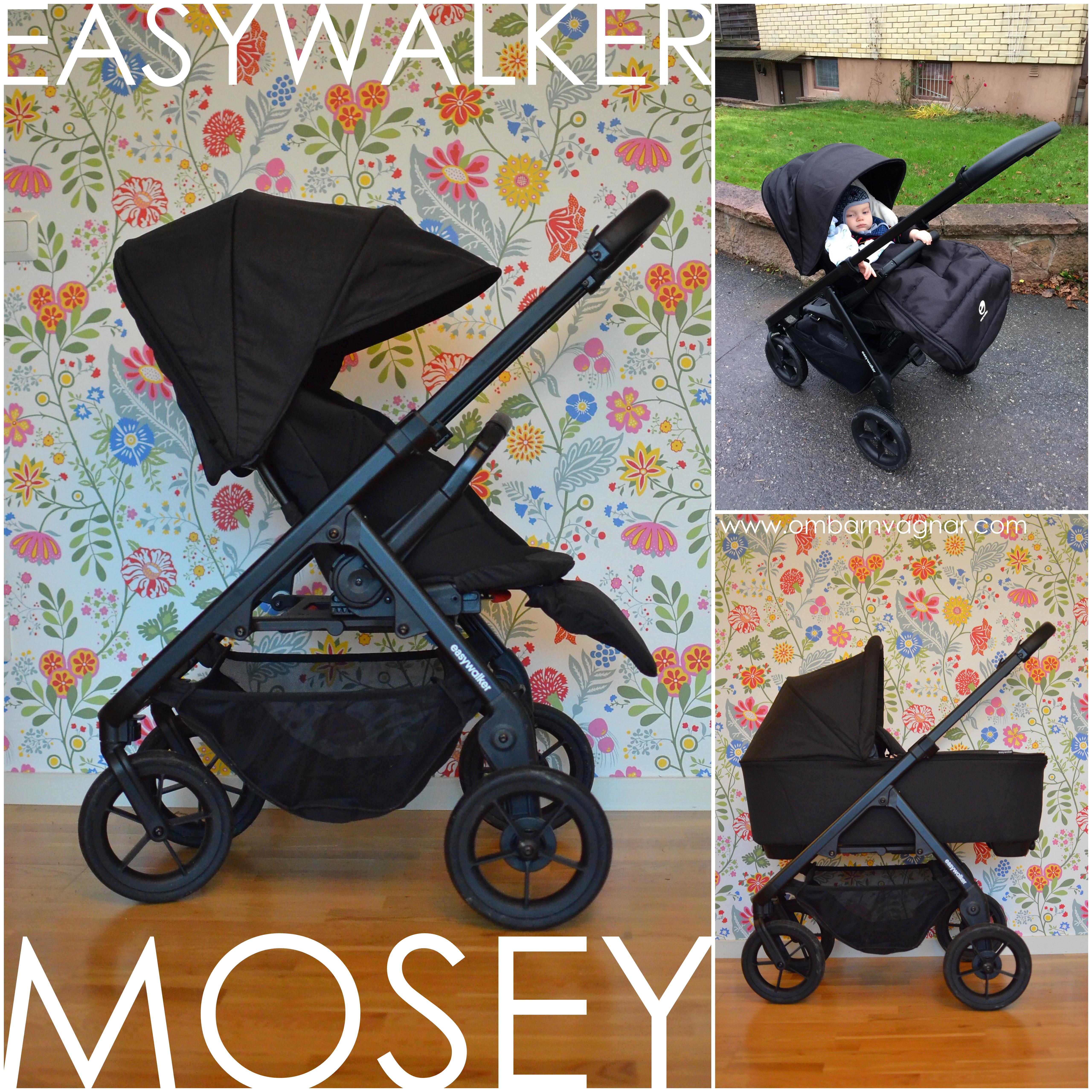 Recension av Easywalker Mosey