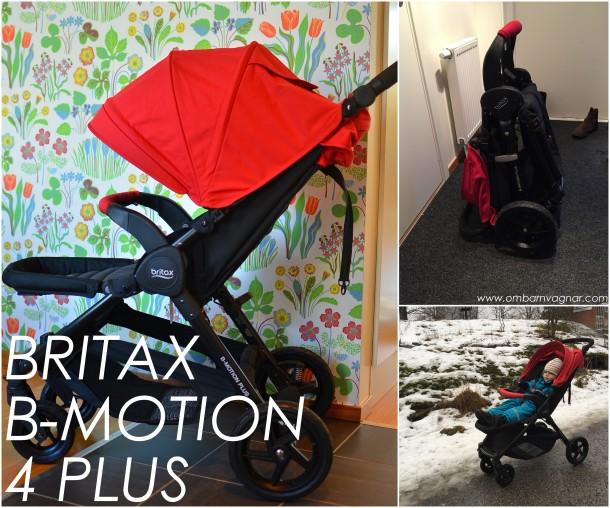 Britax B Motion 4 Plus Allt Om Barnvagnar