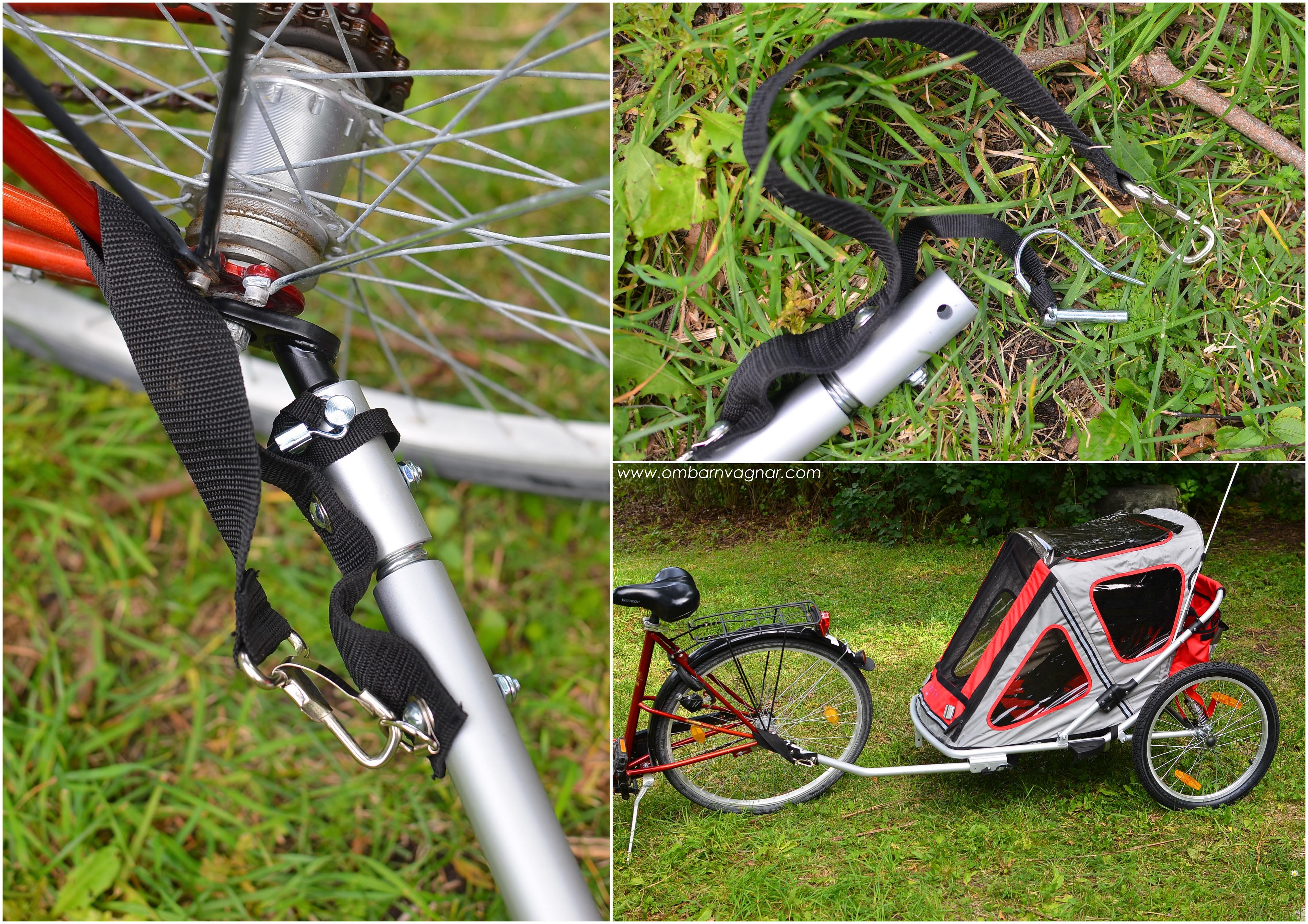Koppla North 13.5 Speeder till sin cykel