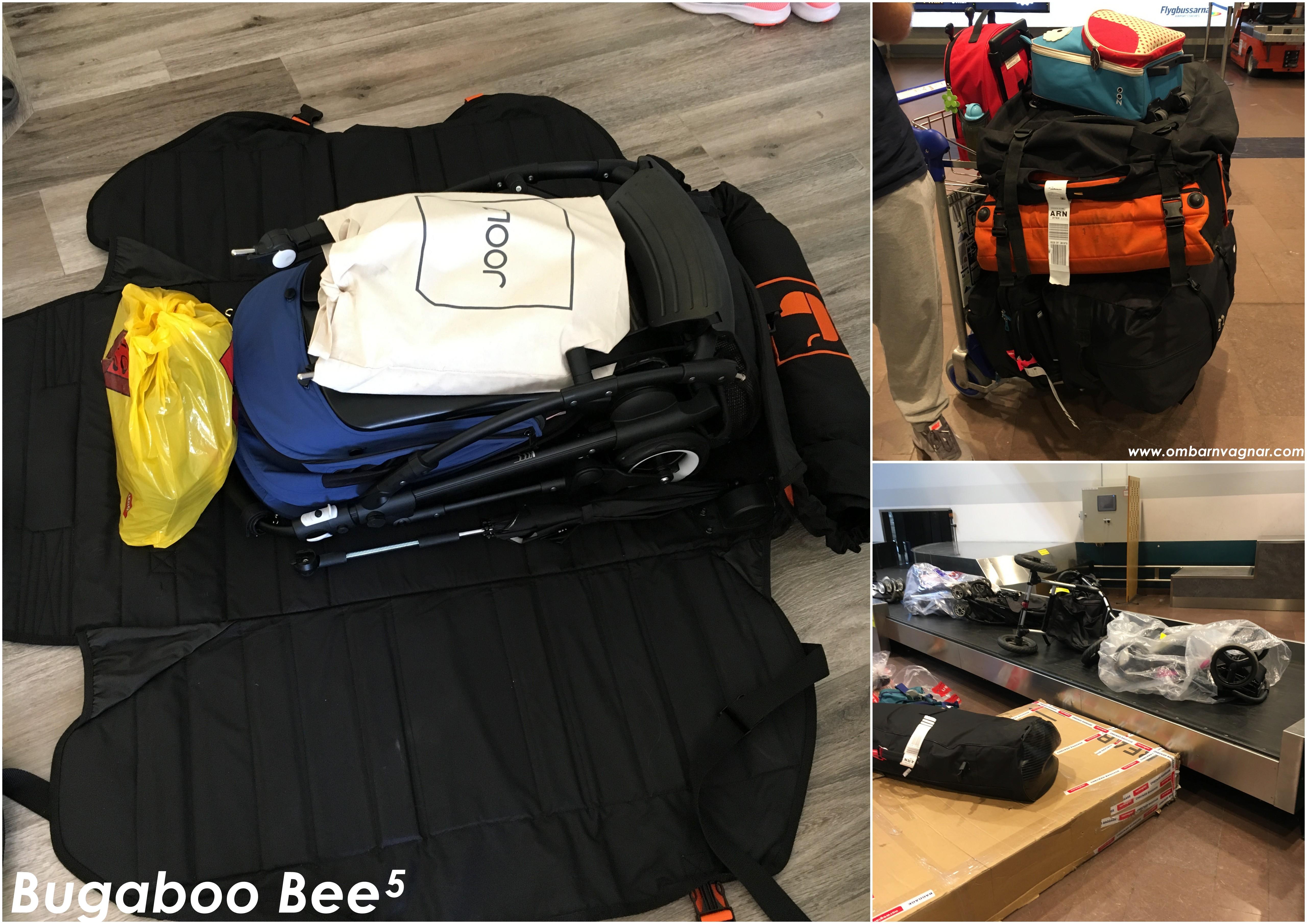 Bugaboo Bee5 i Stokke PramPack