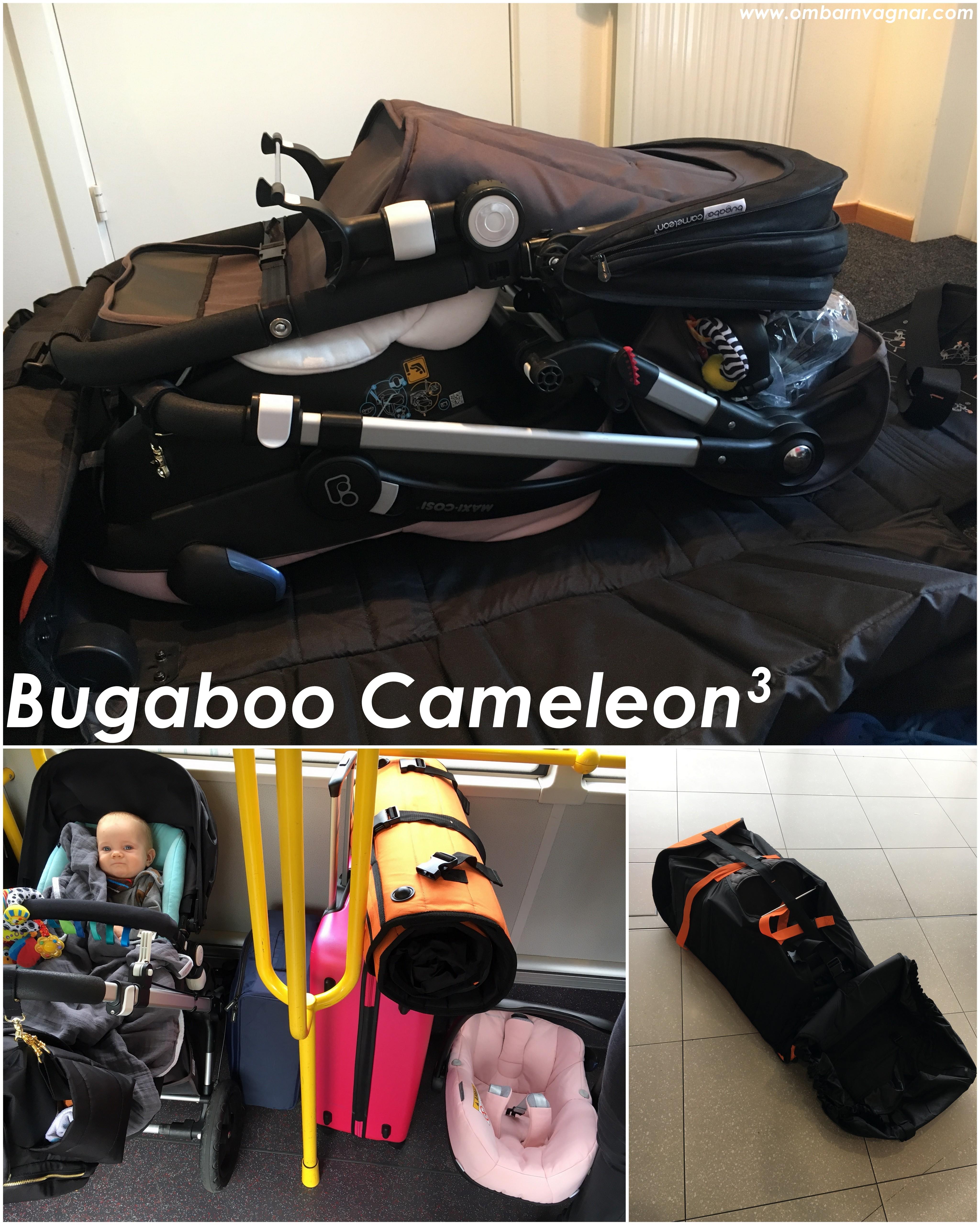 Bugaboo Cameleon i Stokke PramPack