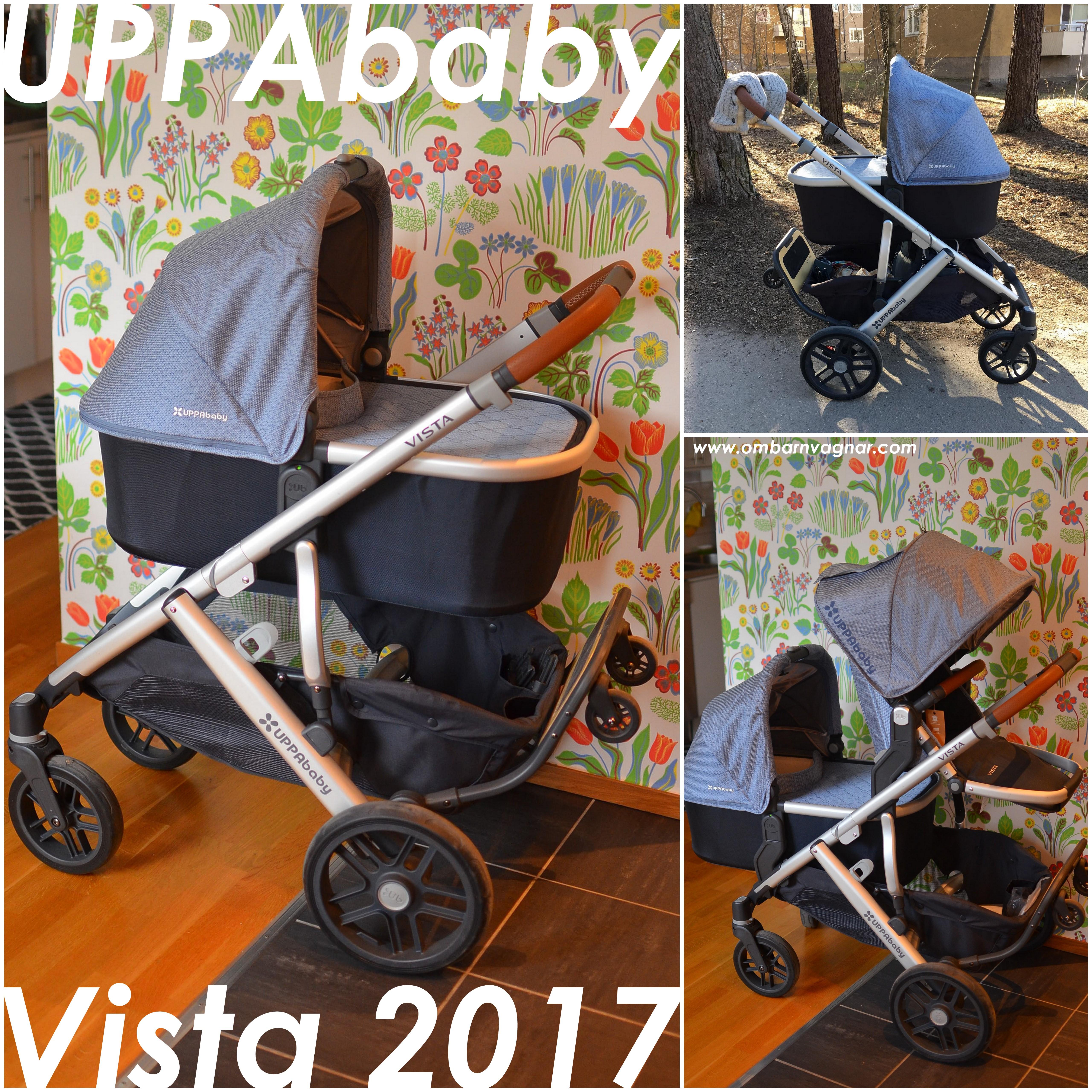 Recension av UPPAbaby Vista
