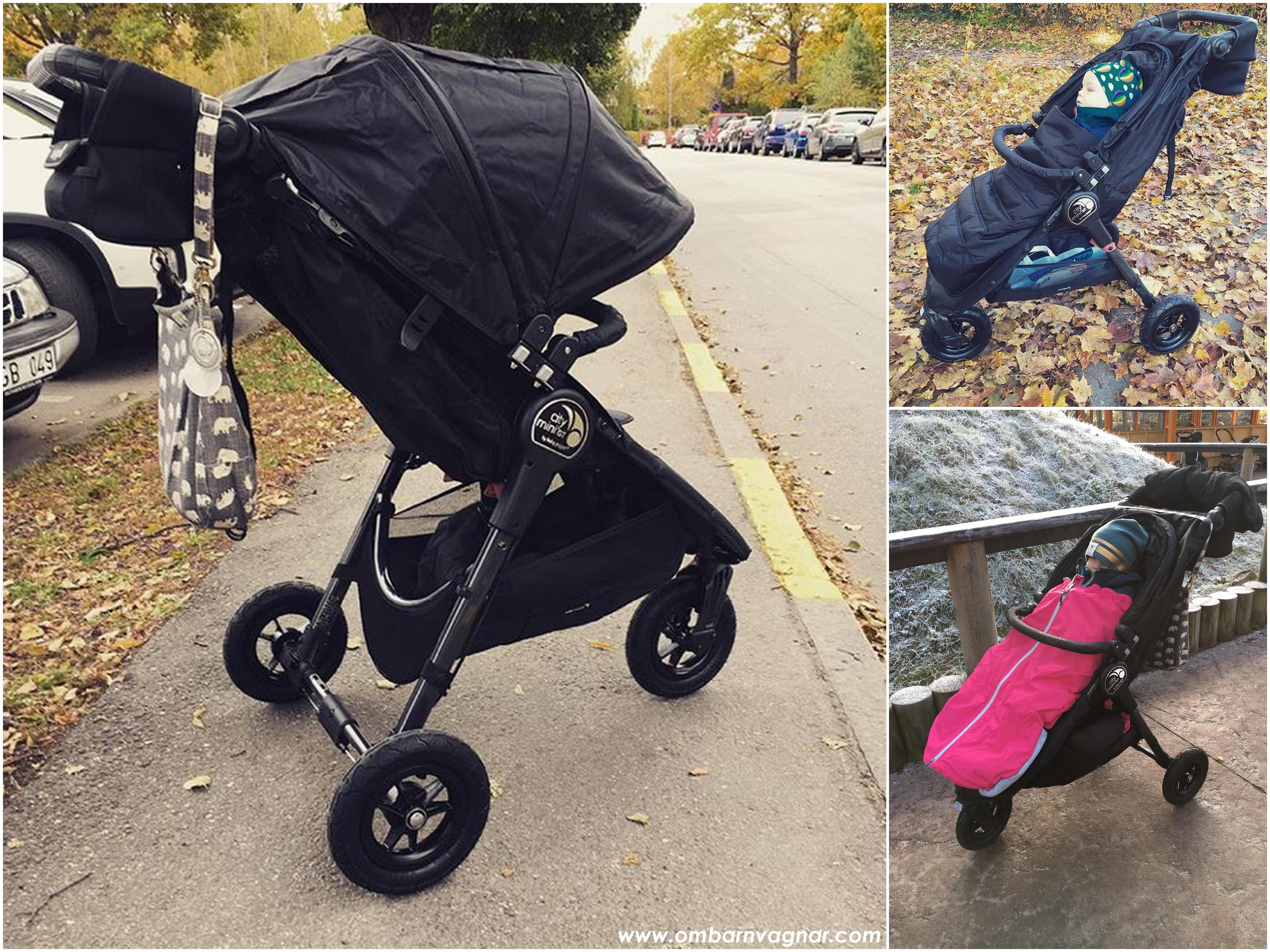 Körkänskan i Baby Jogger City Mini GT
