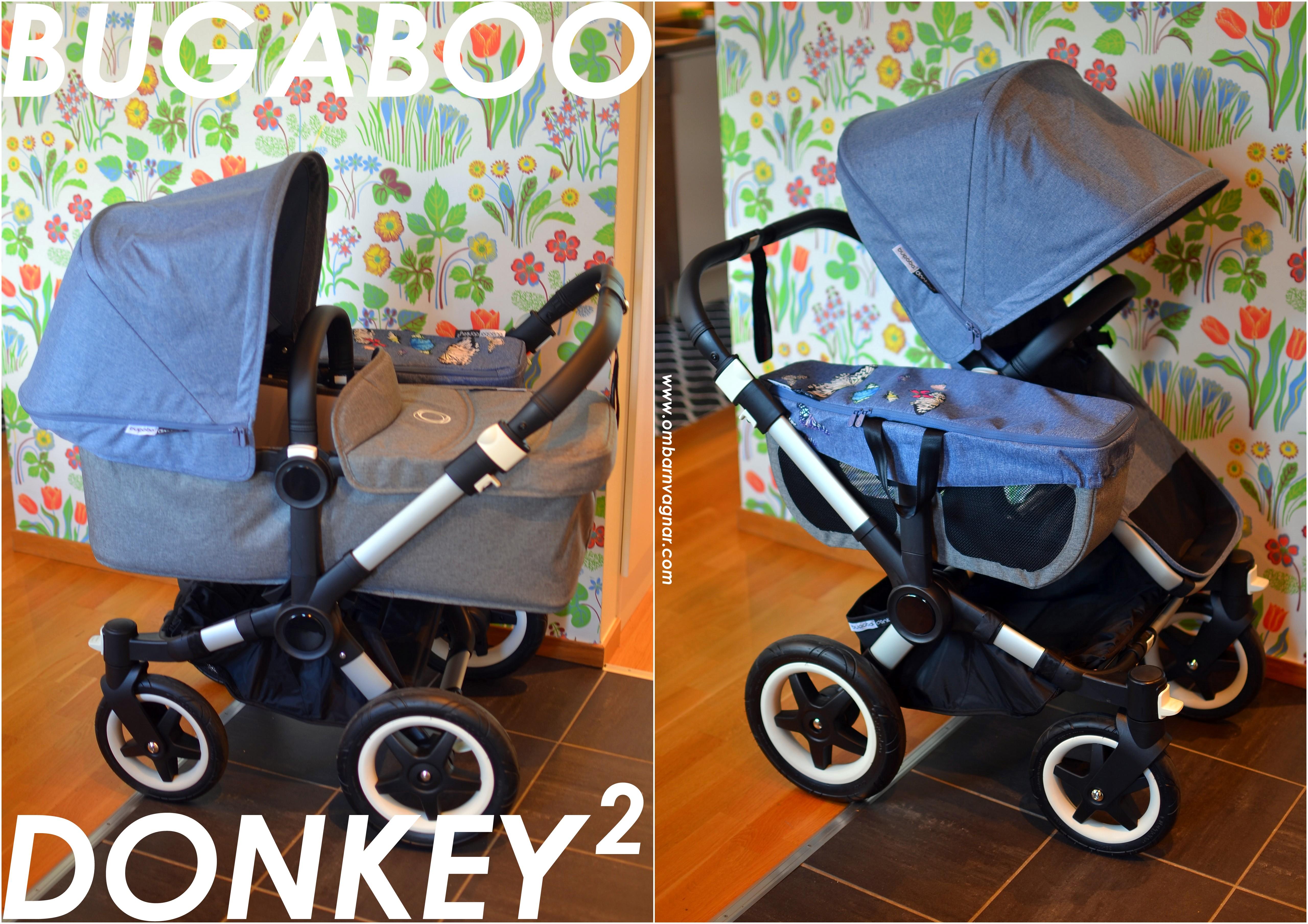 Allt om Bugaboo Donkey2