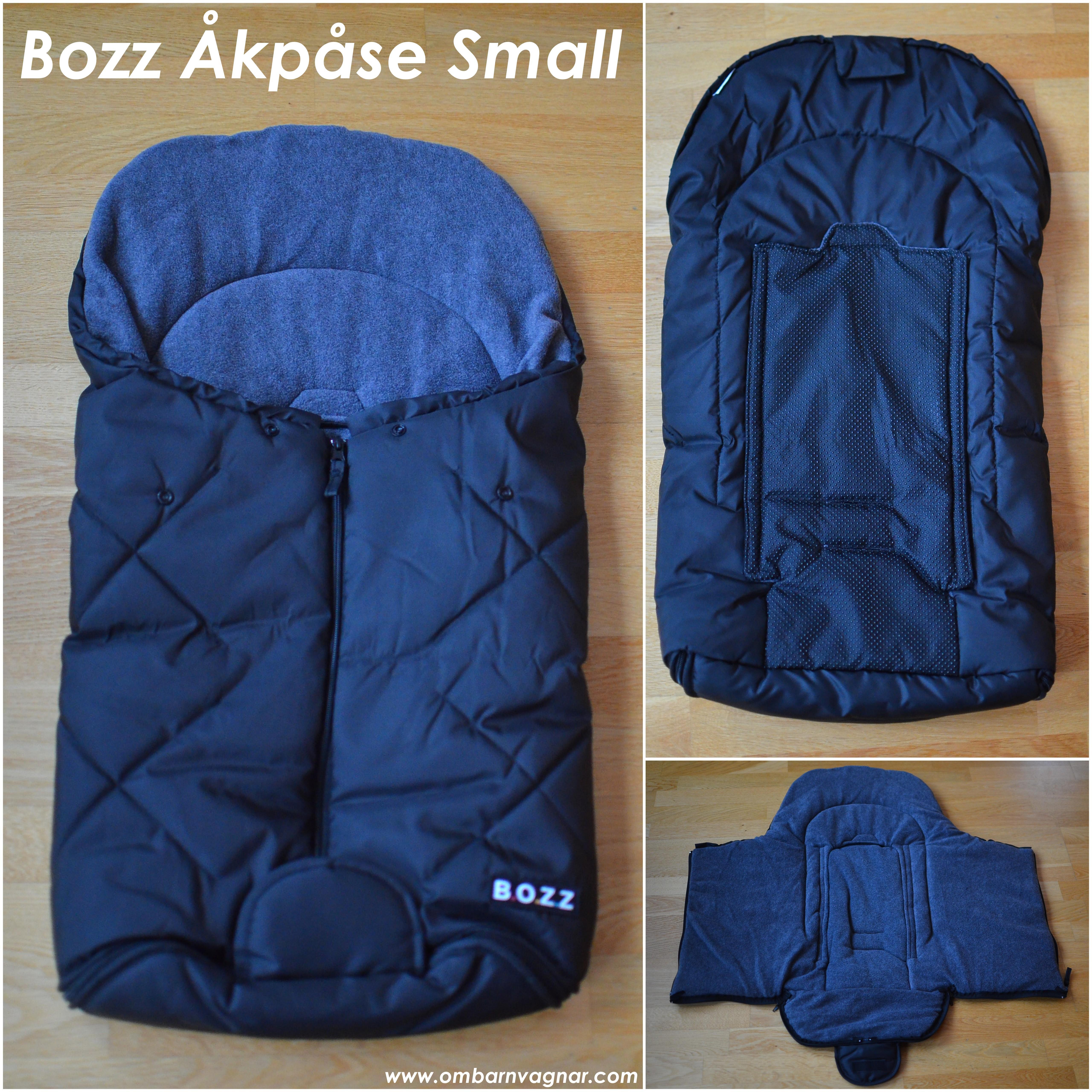 Recension av Bozz miniåkpåse