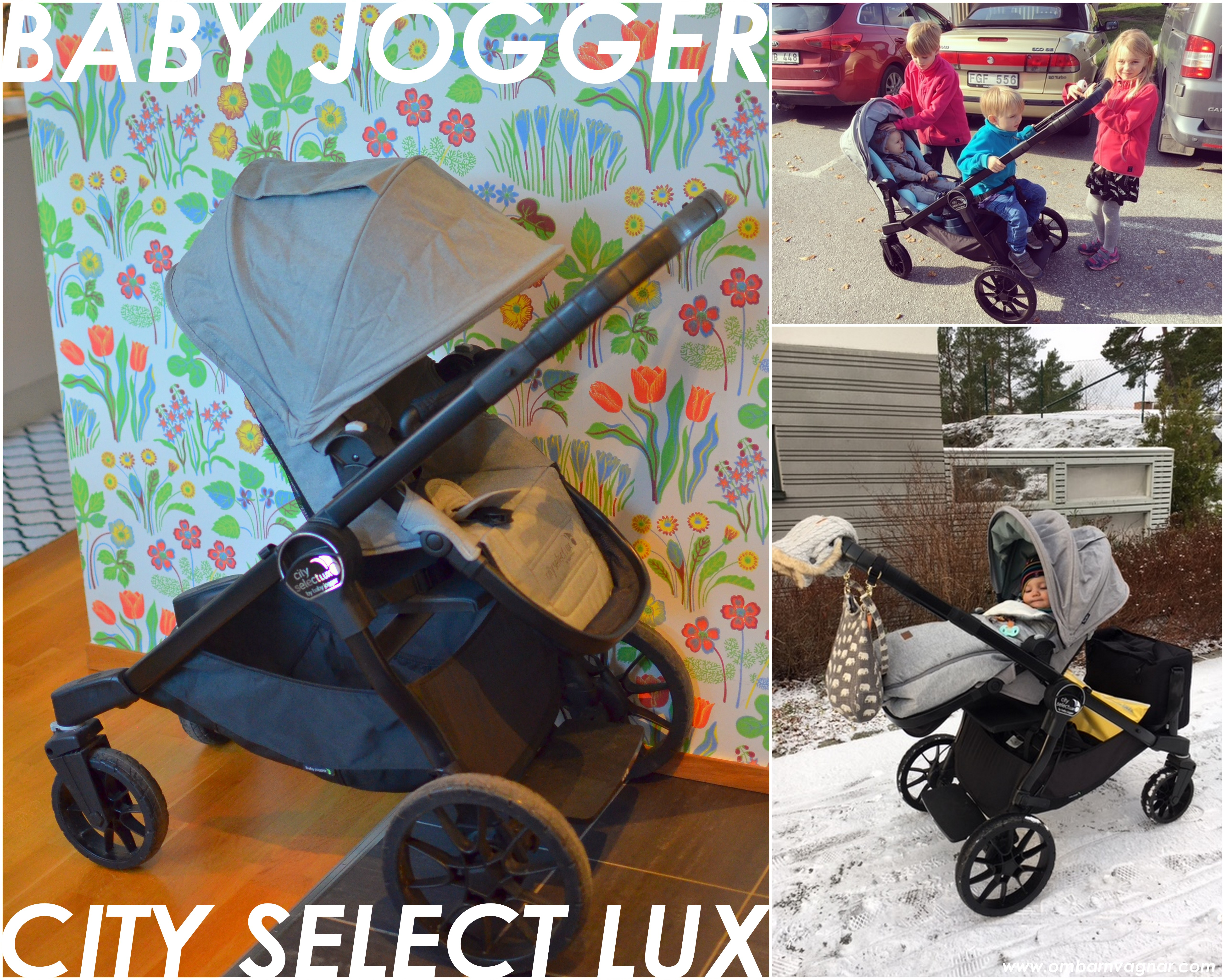 Recension av Baby Jogger City Select Lux