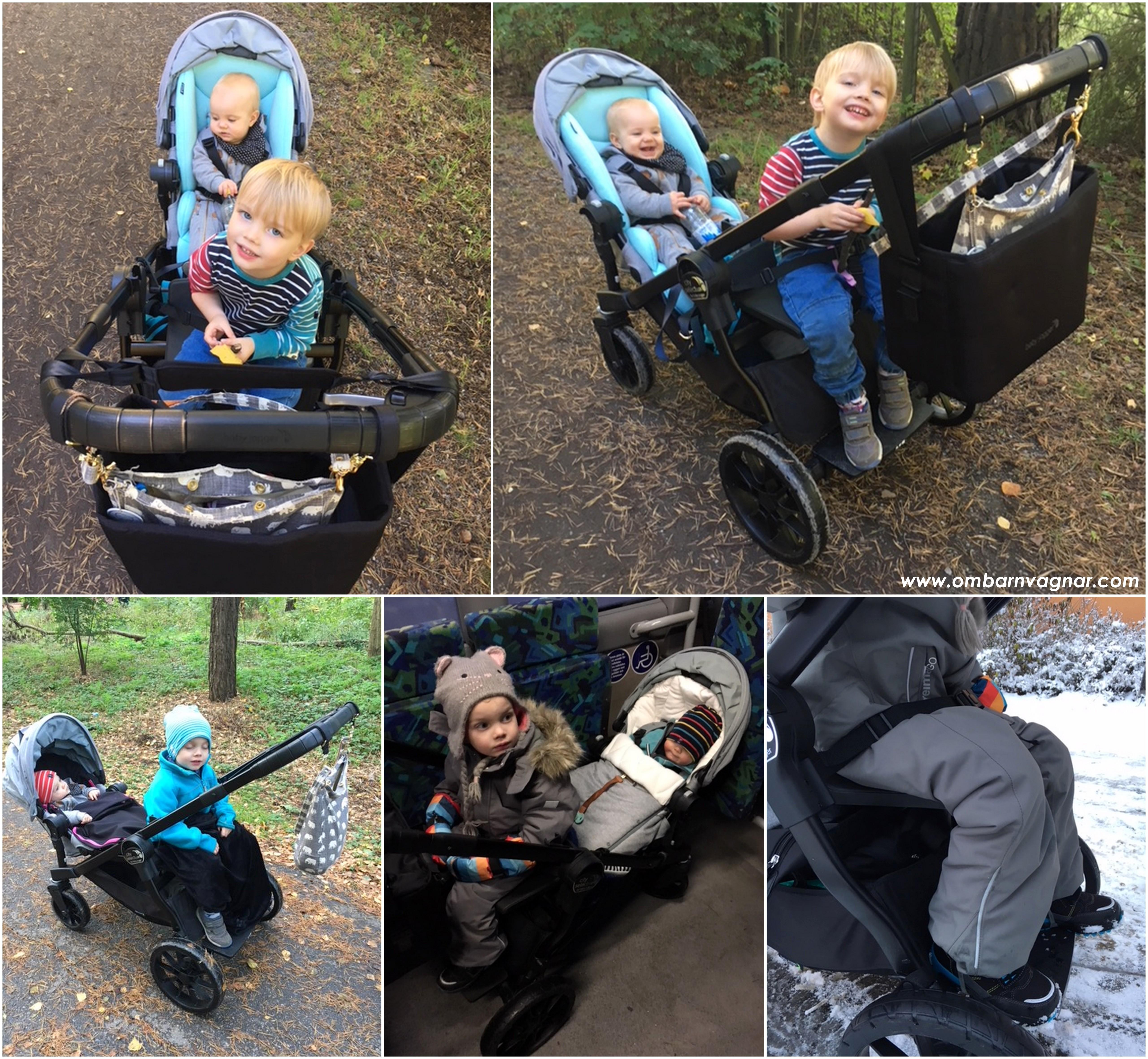 Så bra funkar Baby Jogger City Select Lux jump seat