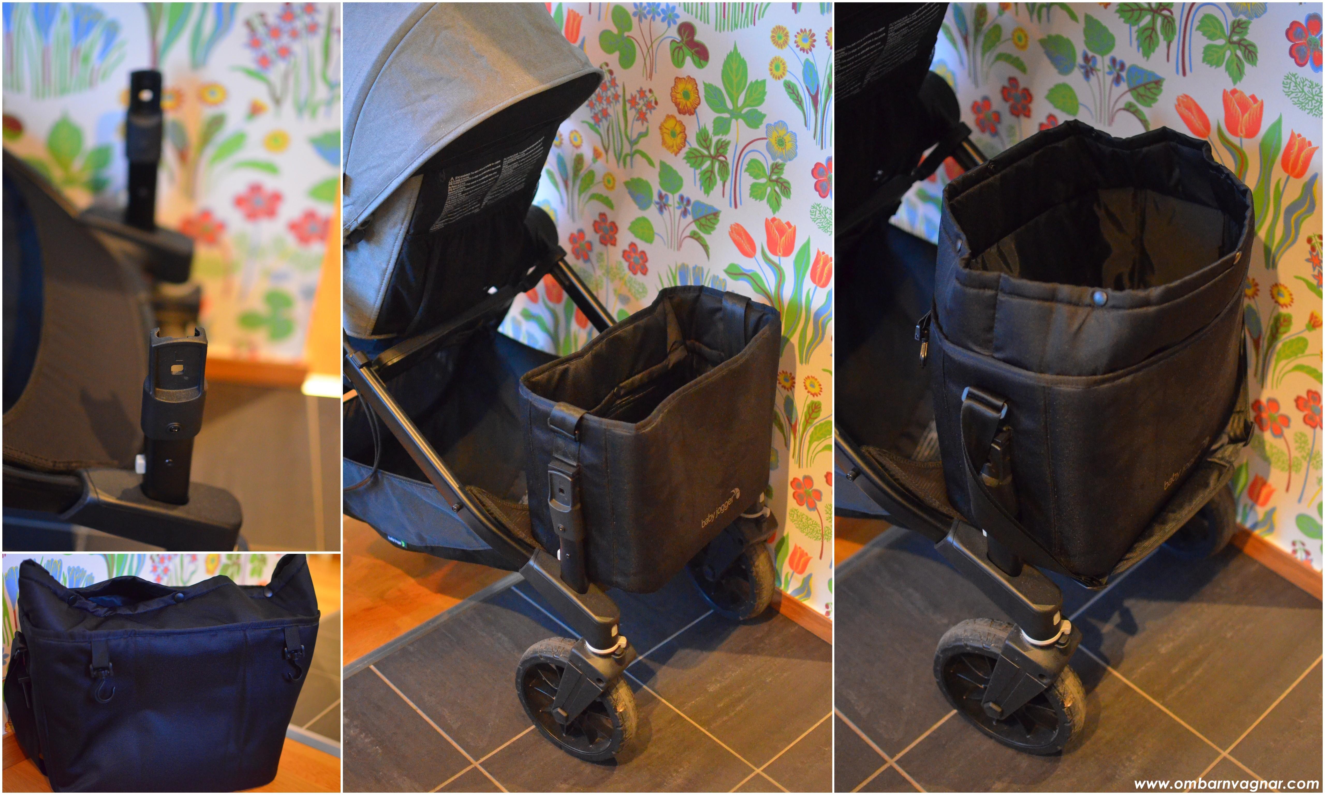 Baby Jogger City Select Lux Shoppingväska