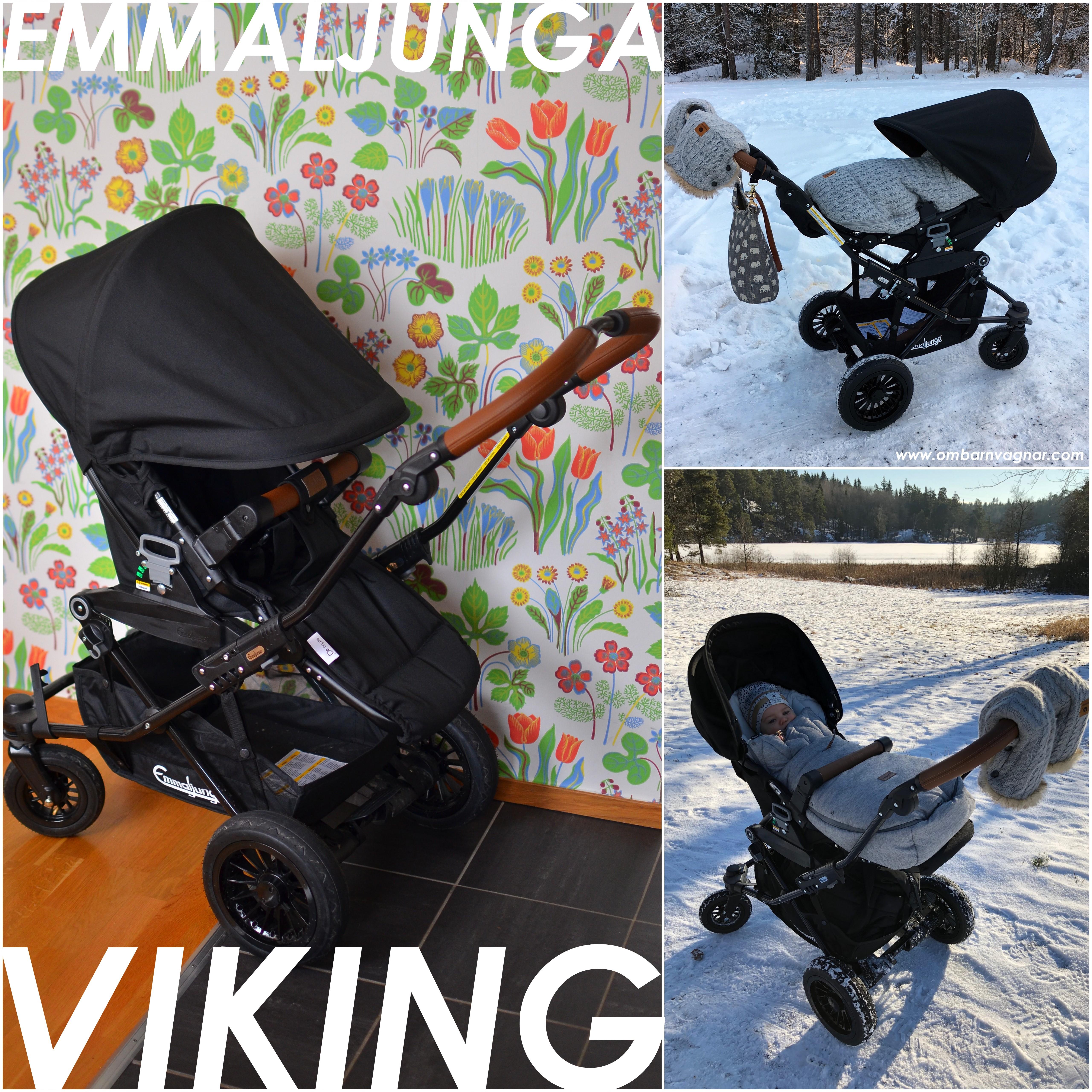 Recension av Emmaljunga Viking