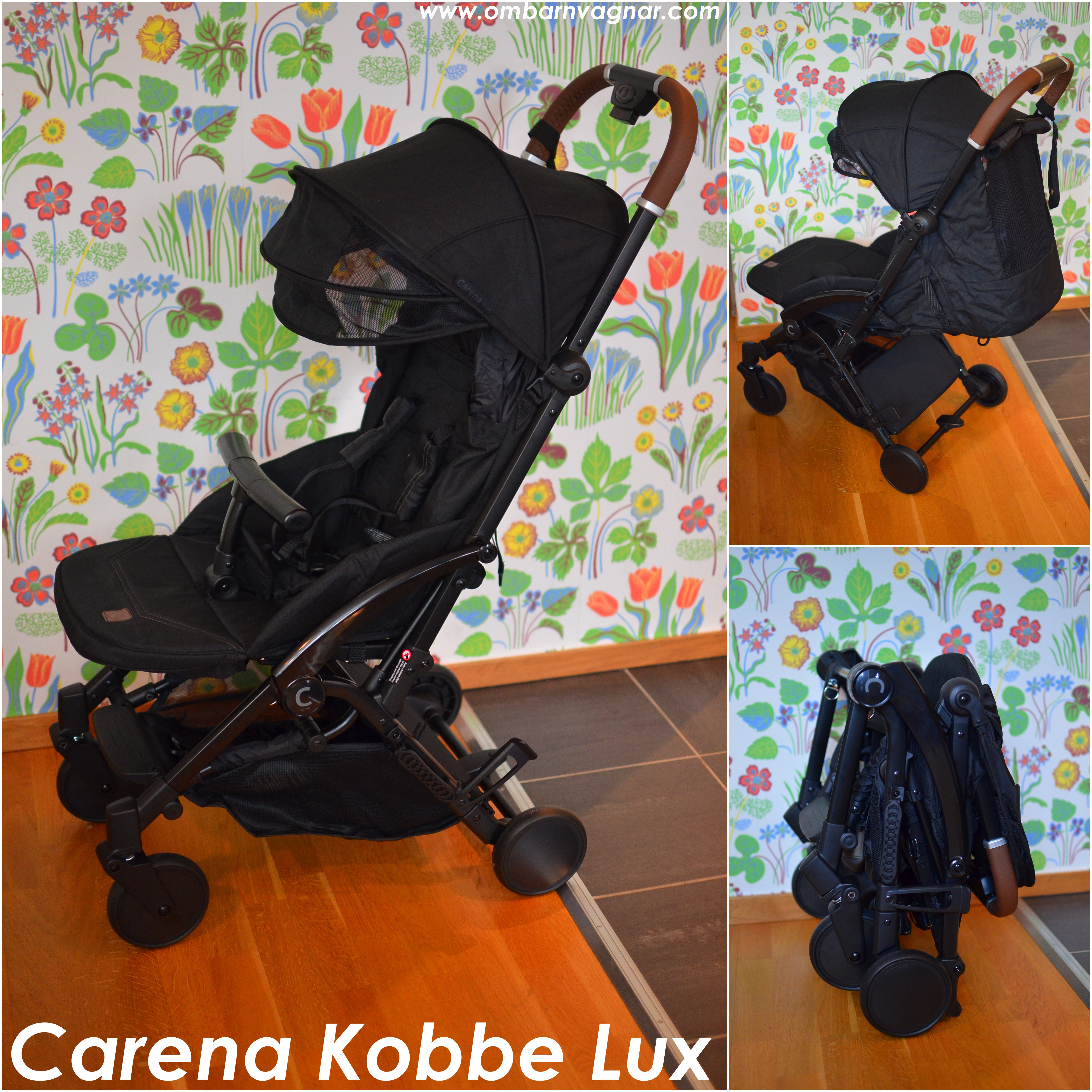 Recension av Carena Kobbe Basic, Carena Kobbe Trend, Carena Kobbe Lux