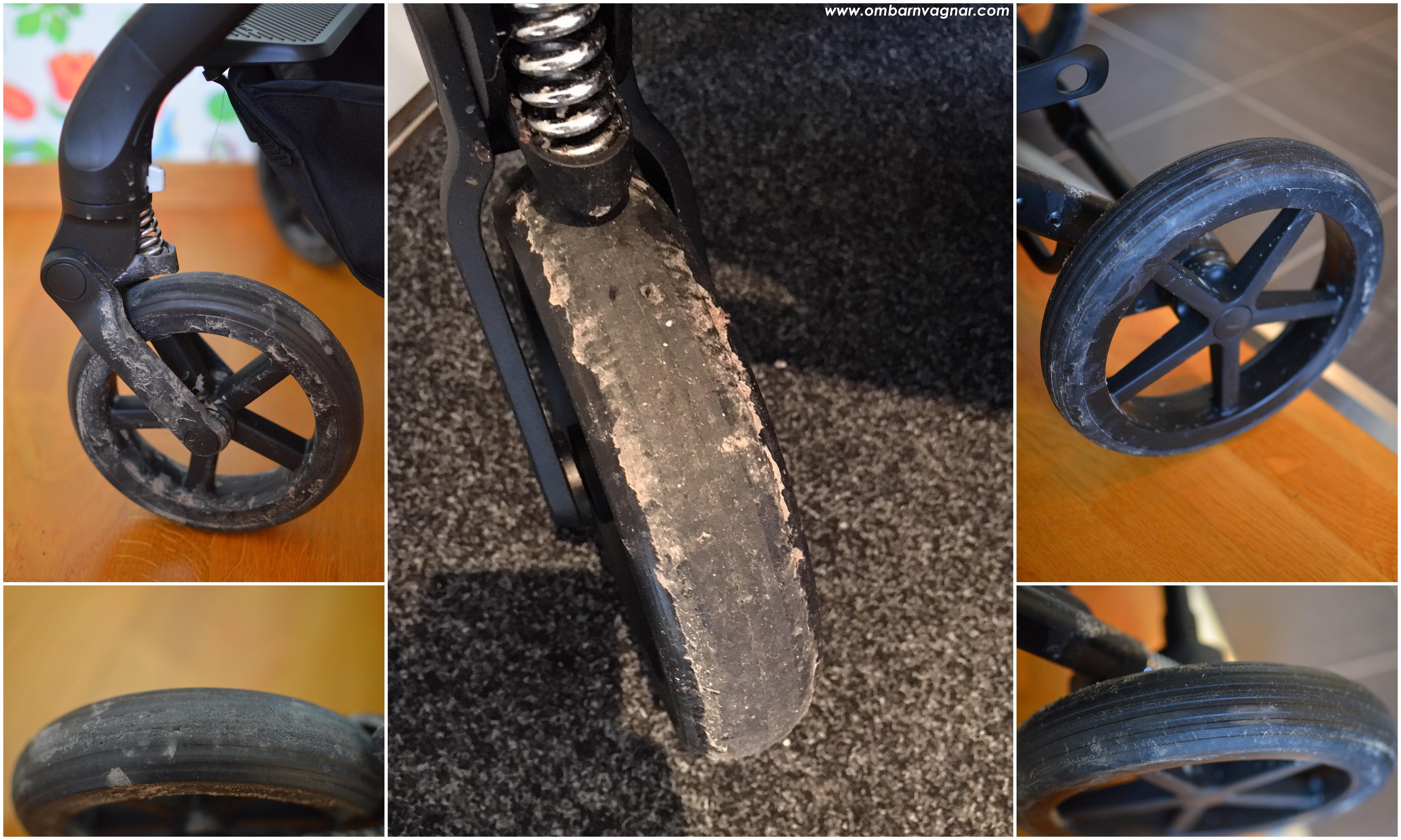Cybex Balios S punkteringsfria däck