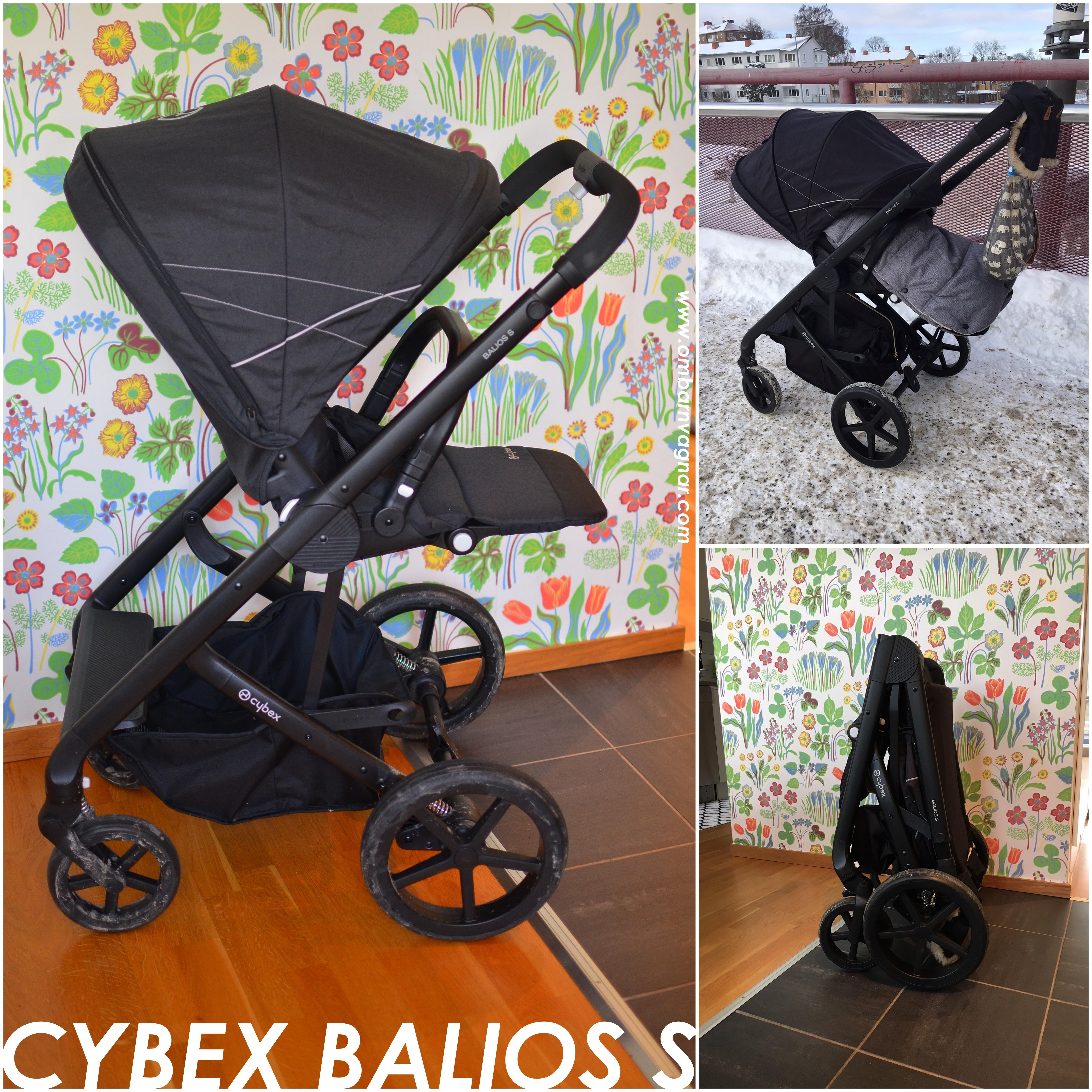 Cybex Balios S kom år 2018