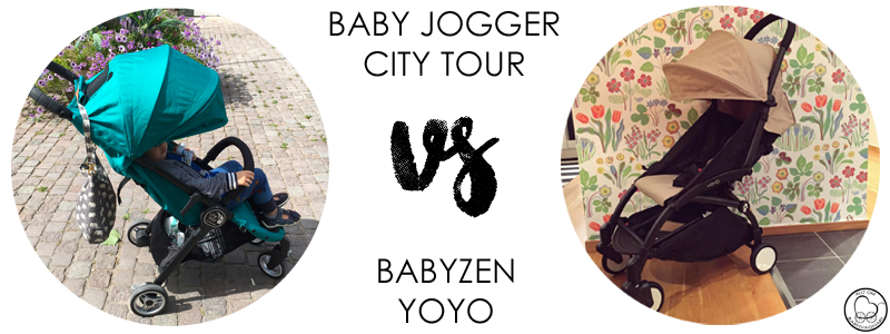 Baby Jogger City Tour eller Babyzen Yoyo?