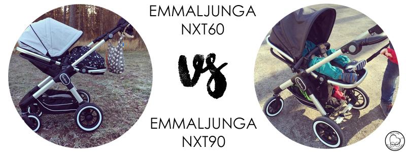 Emmaljunga NXT60 eller Emmaljunga NXT90?