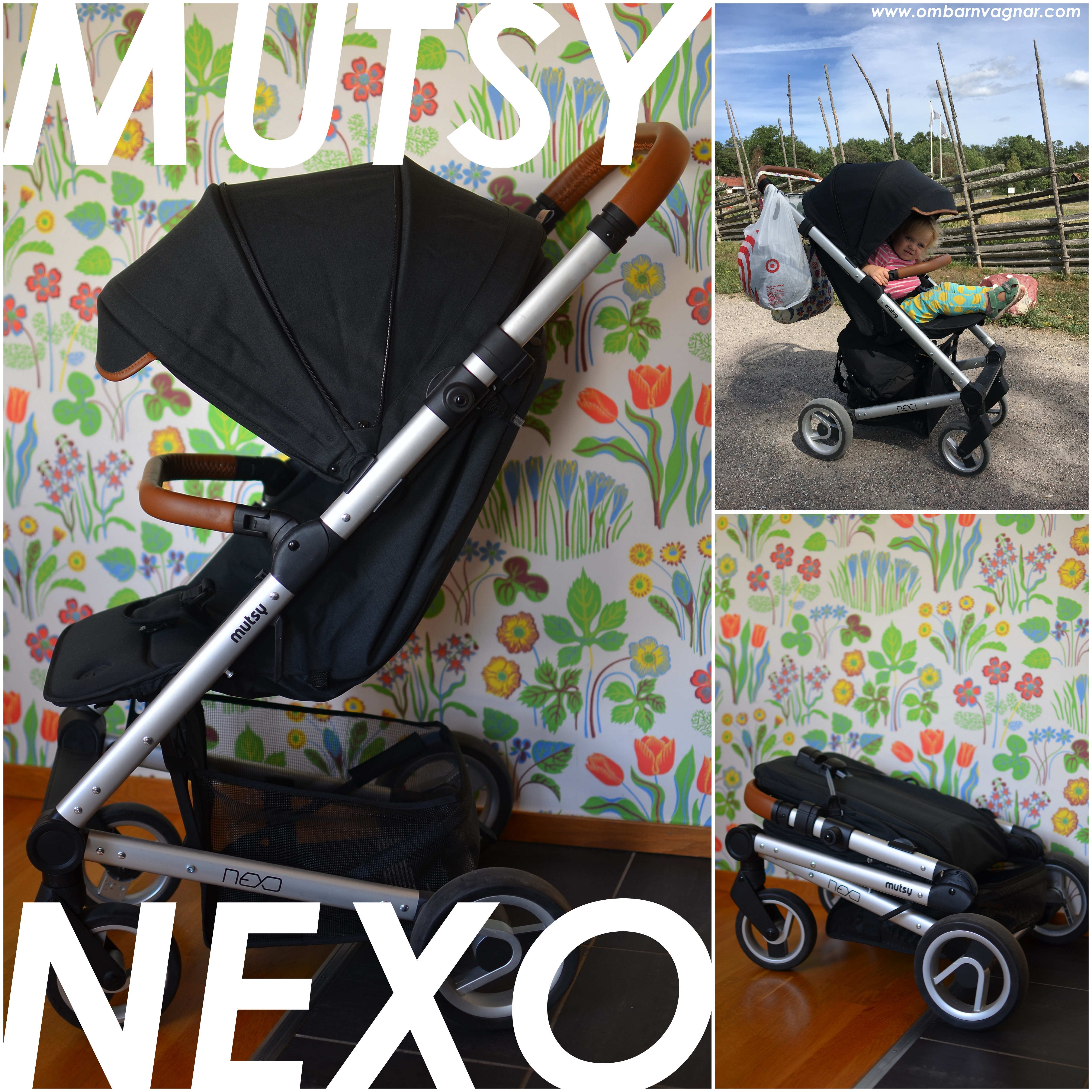 Mutsy Nexo recension