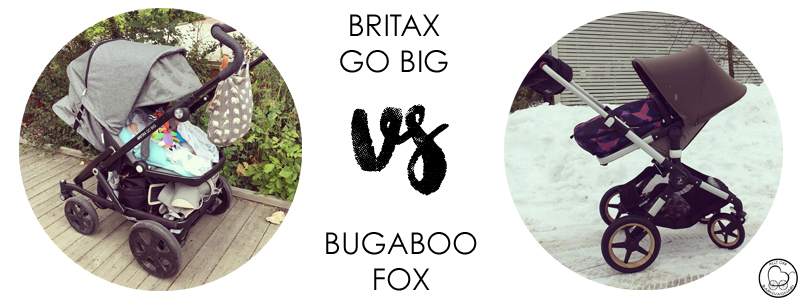 Britax Go Big eller Bugaboo Fox?