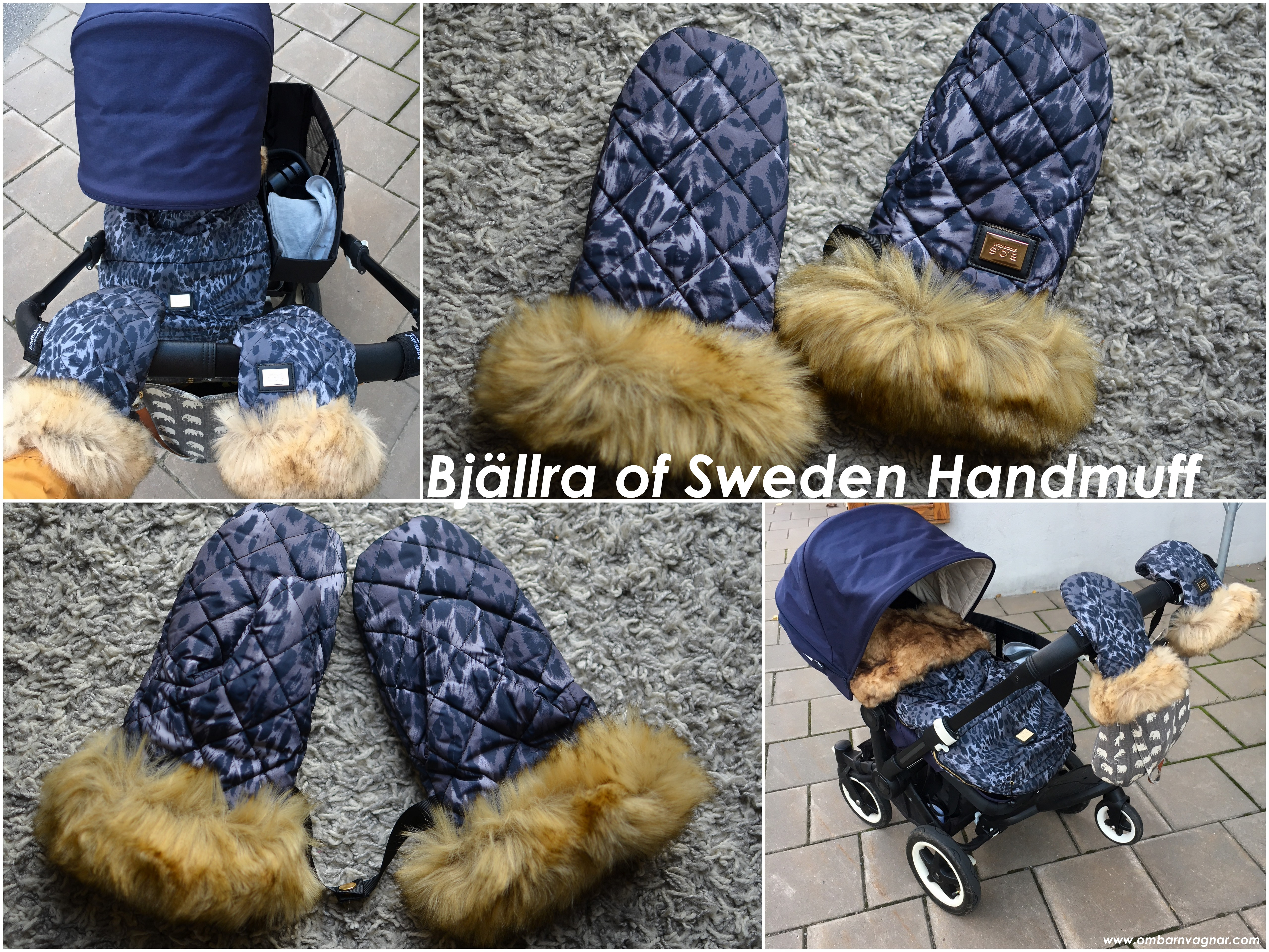Recension av Bjällra of Sweden handmuff