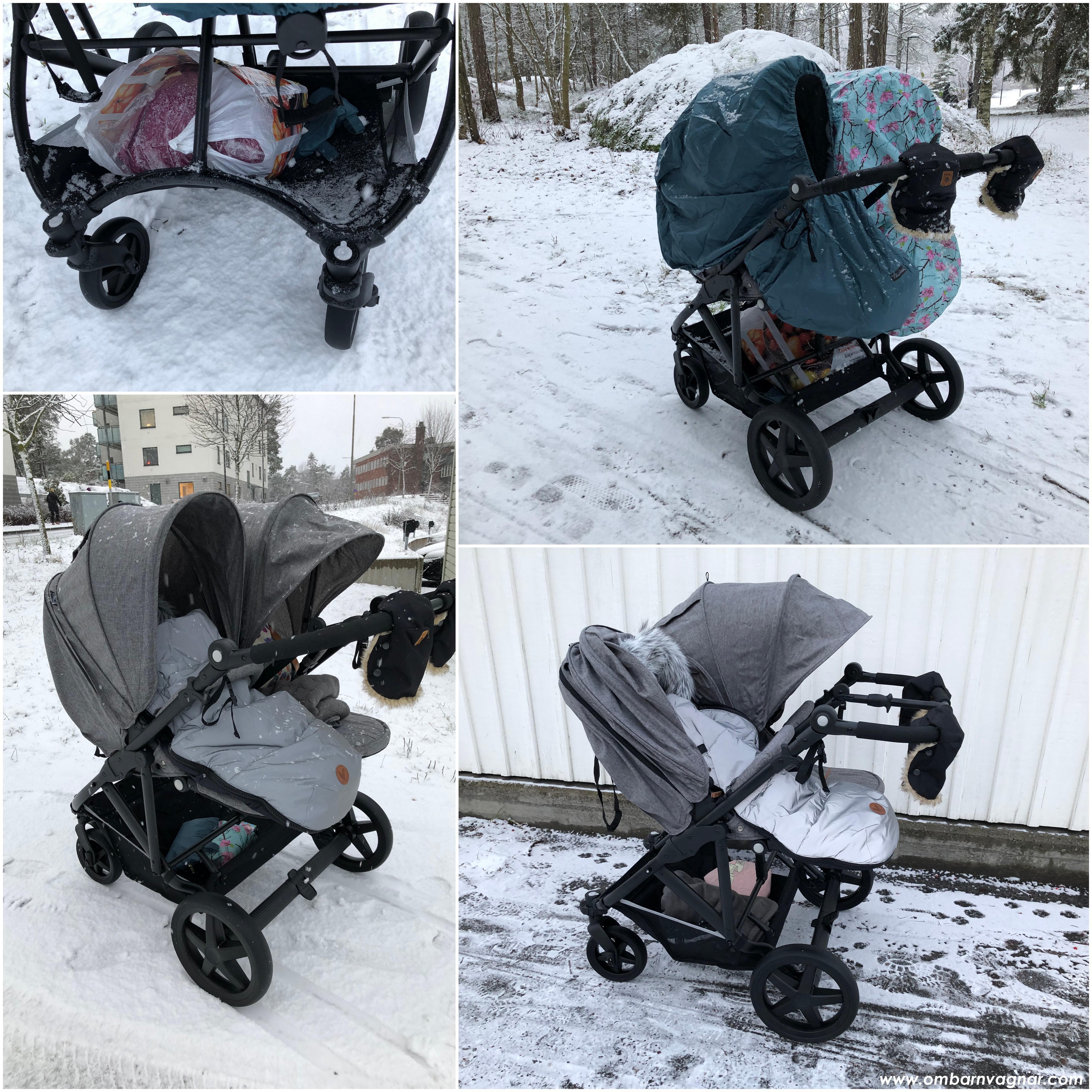 Basson Duo 2019 körkänsla i snö och terräng