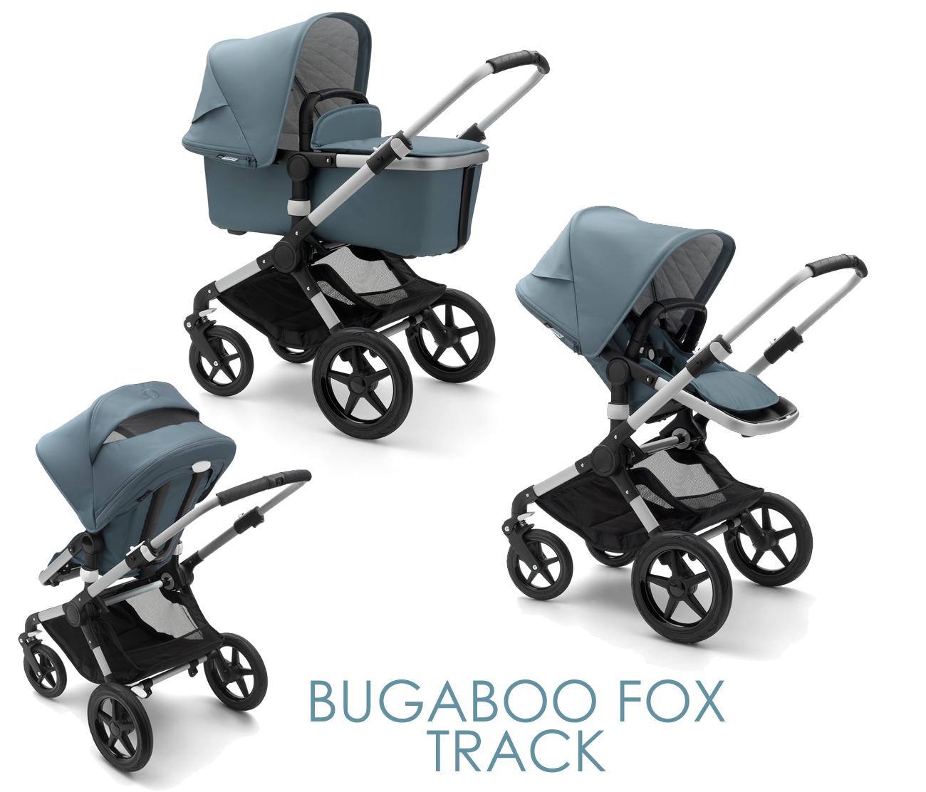 Bugaboo Fox Track Collection 2019