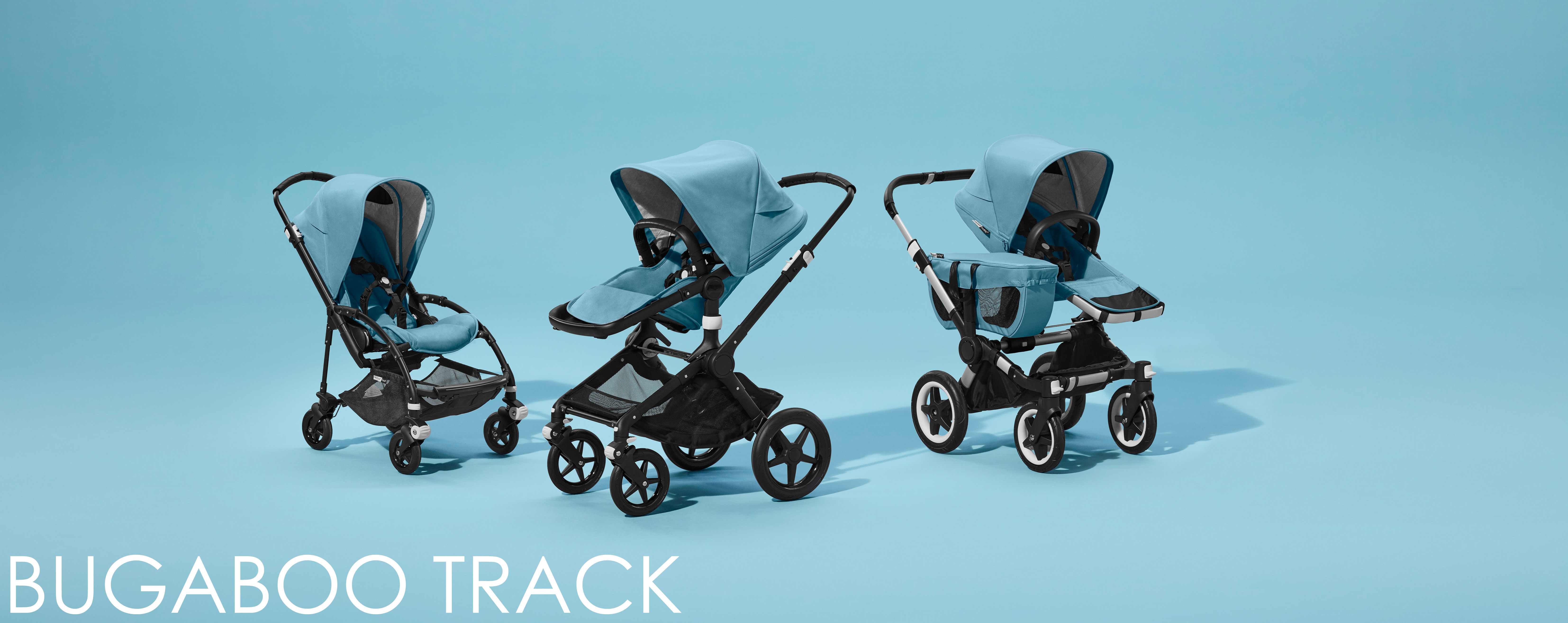 Bugaboo Track Collection 2019