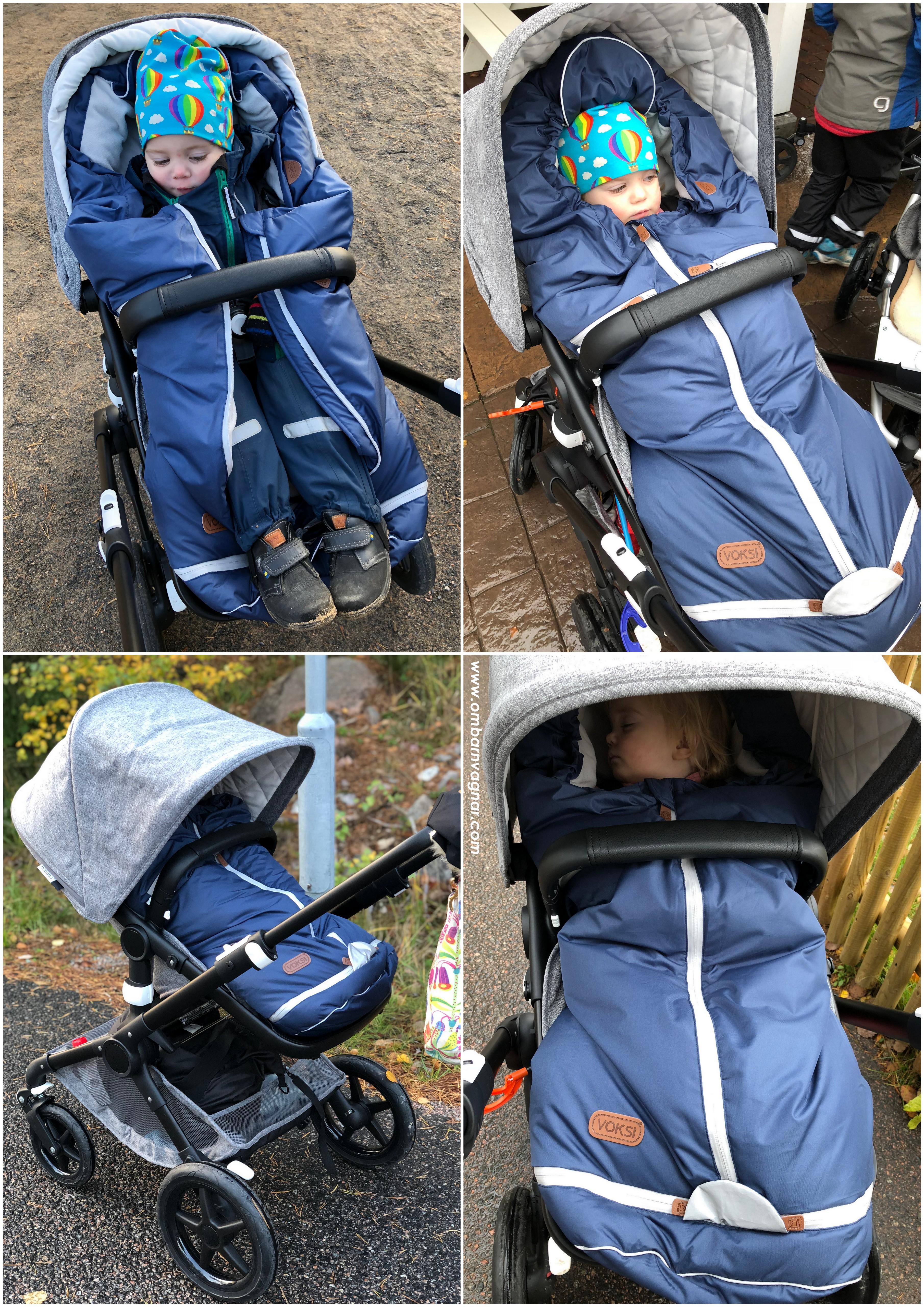 Så funkar Voksi Active i barnvagnen