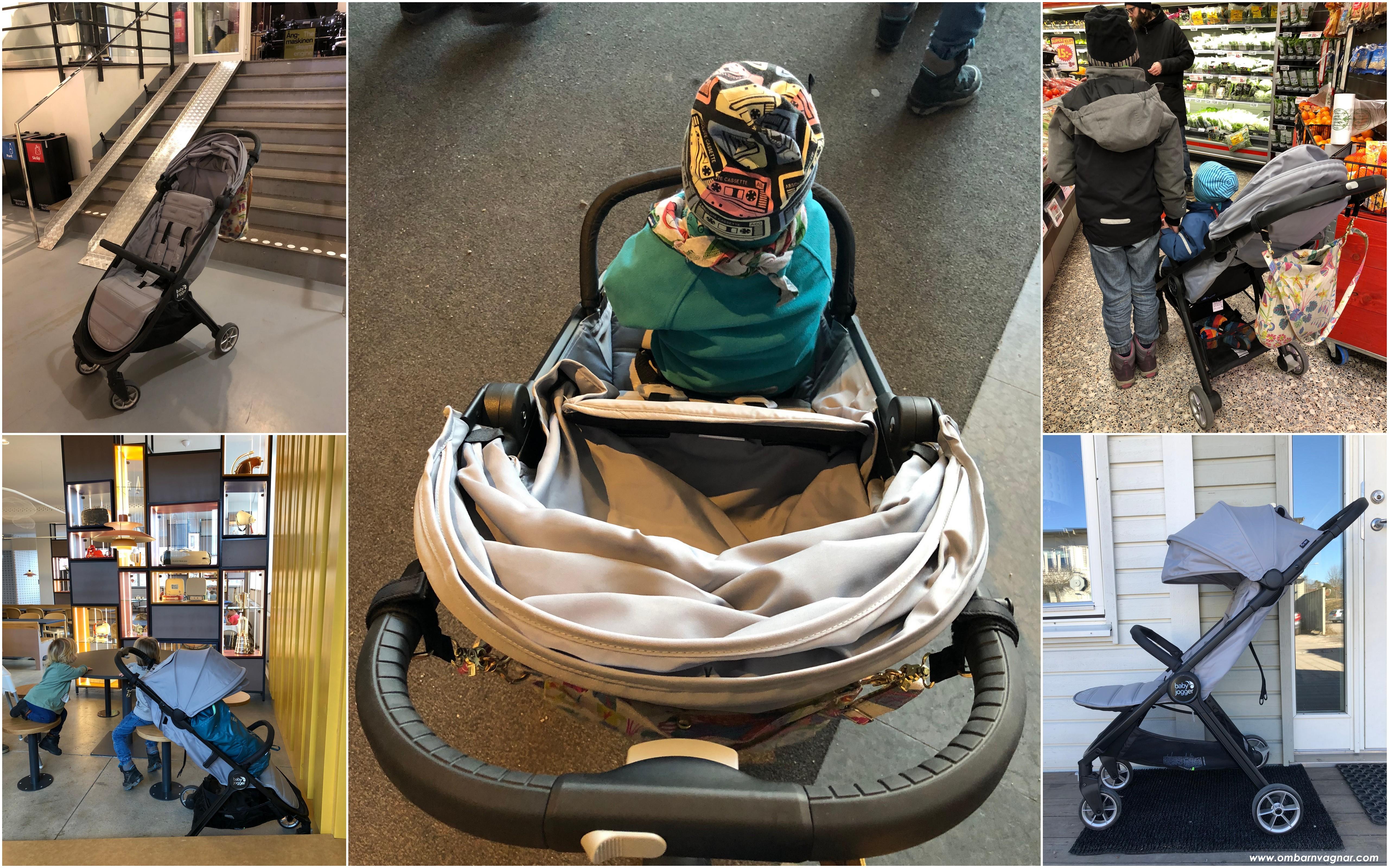 Baby Jogger City Tour 2 användning och körkänsla