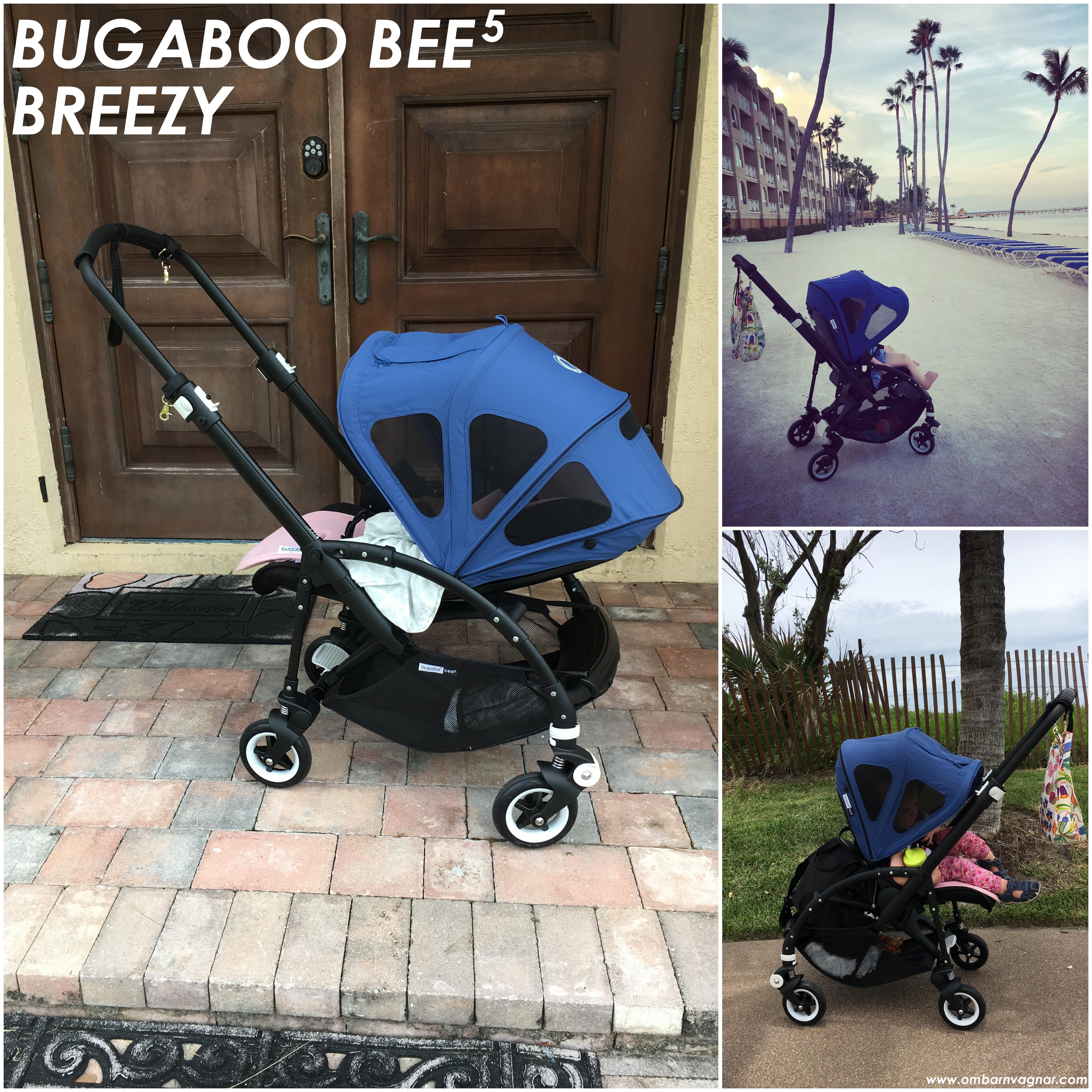 Bugaboo Bee5 Breezy Solsufflett recension
