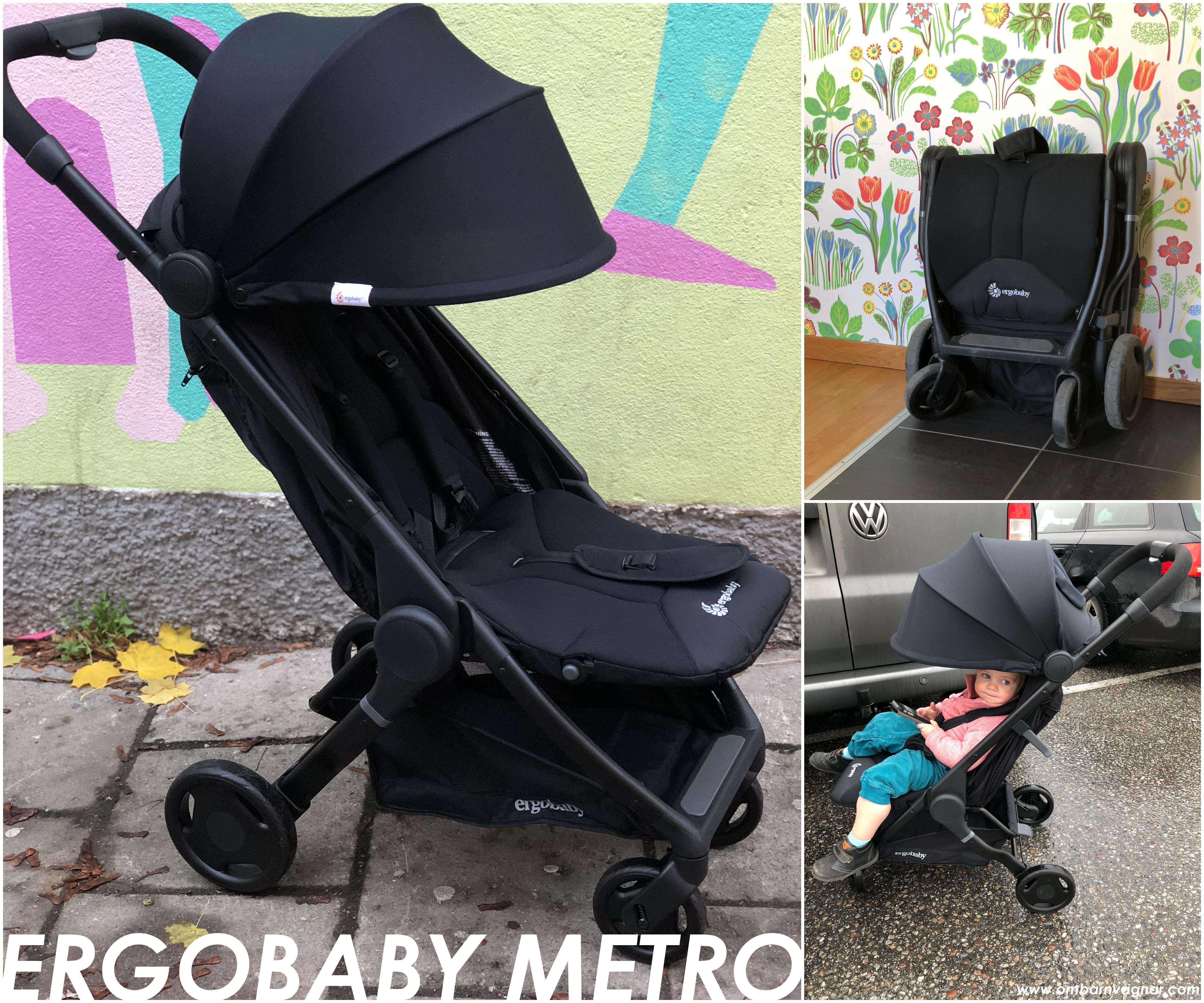 Ergobaby Metro recension