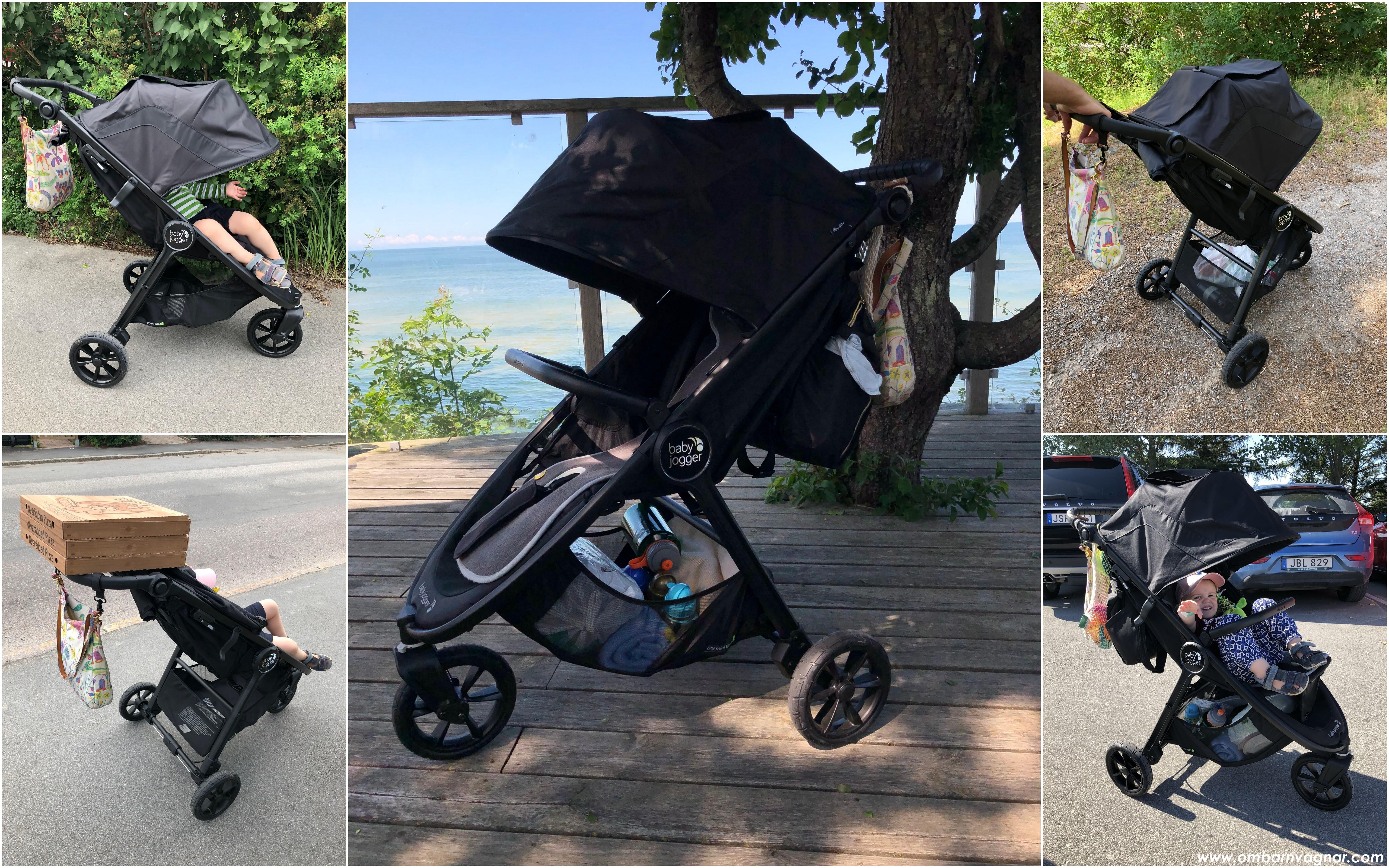 Körkänsla och mitt omdöme av Baby Jogger City Mini GT 2