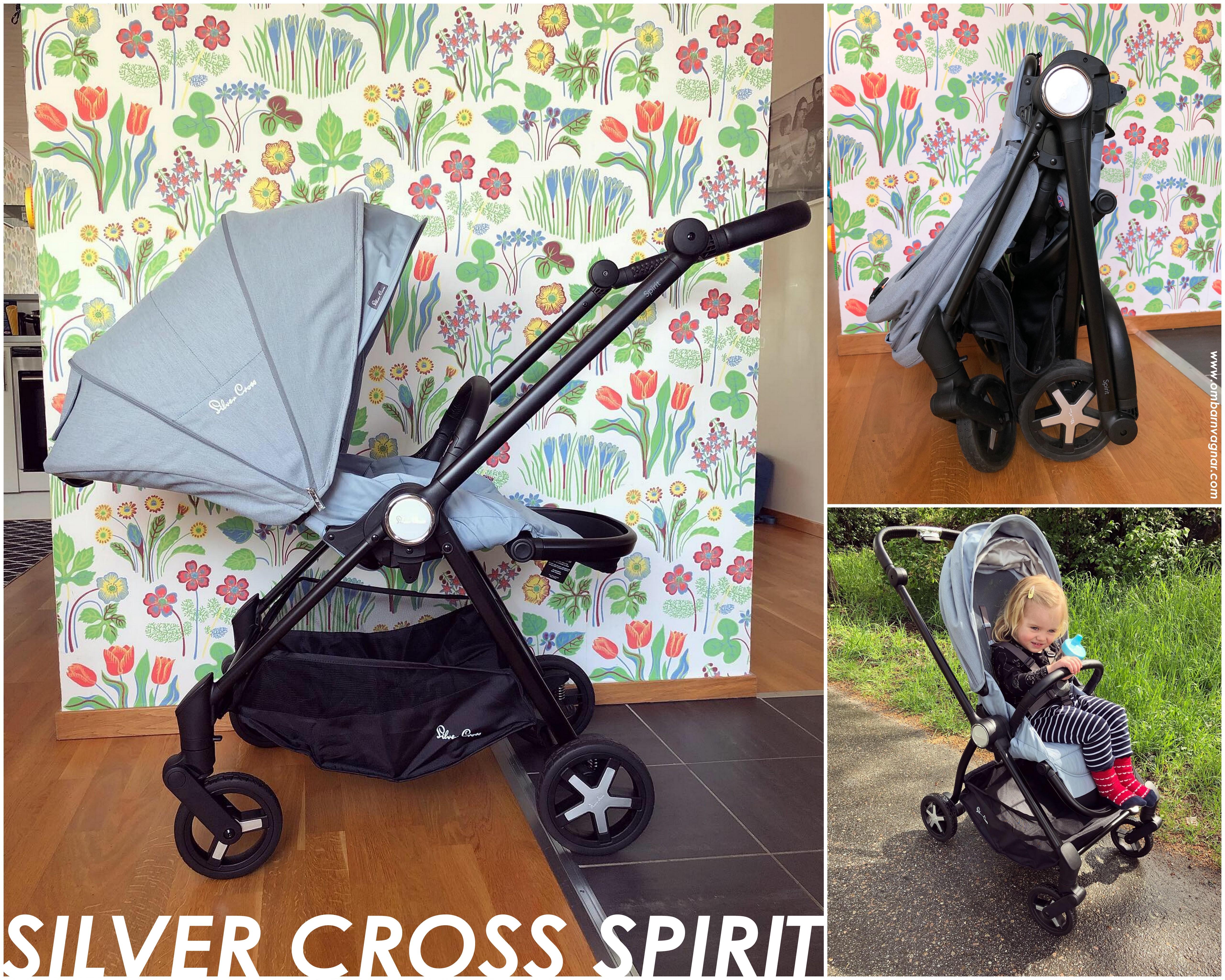 Recension av Silver Cross Spirit