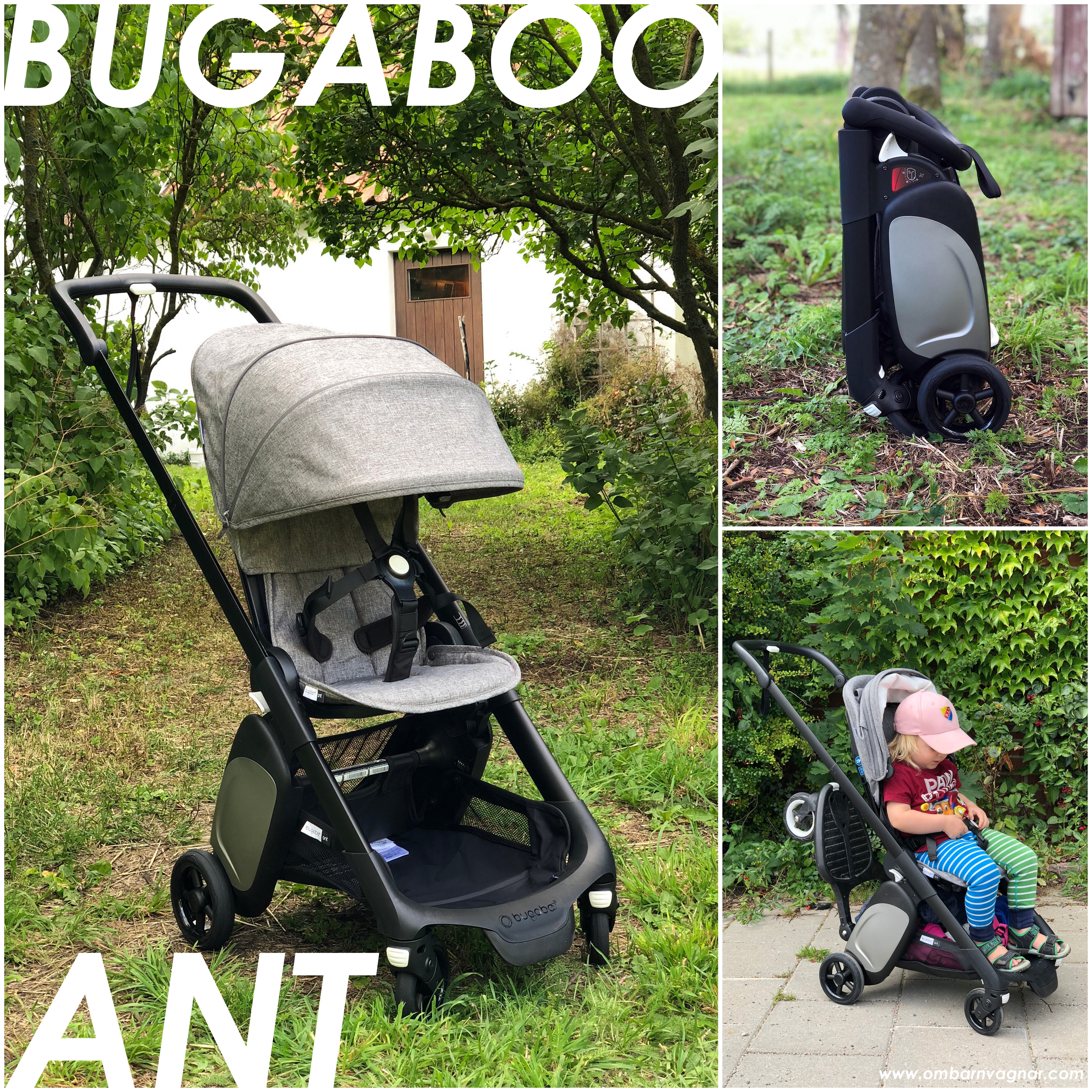 Recension av Bugaboo Ant