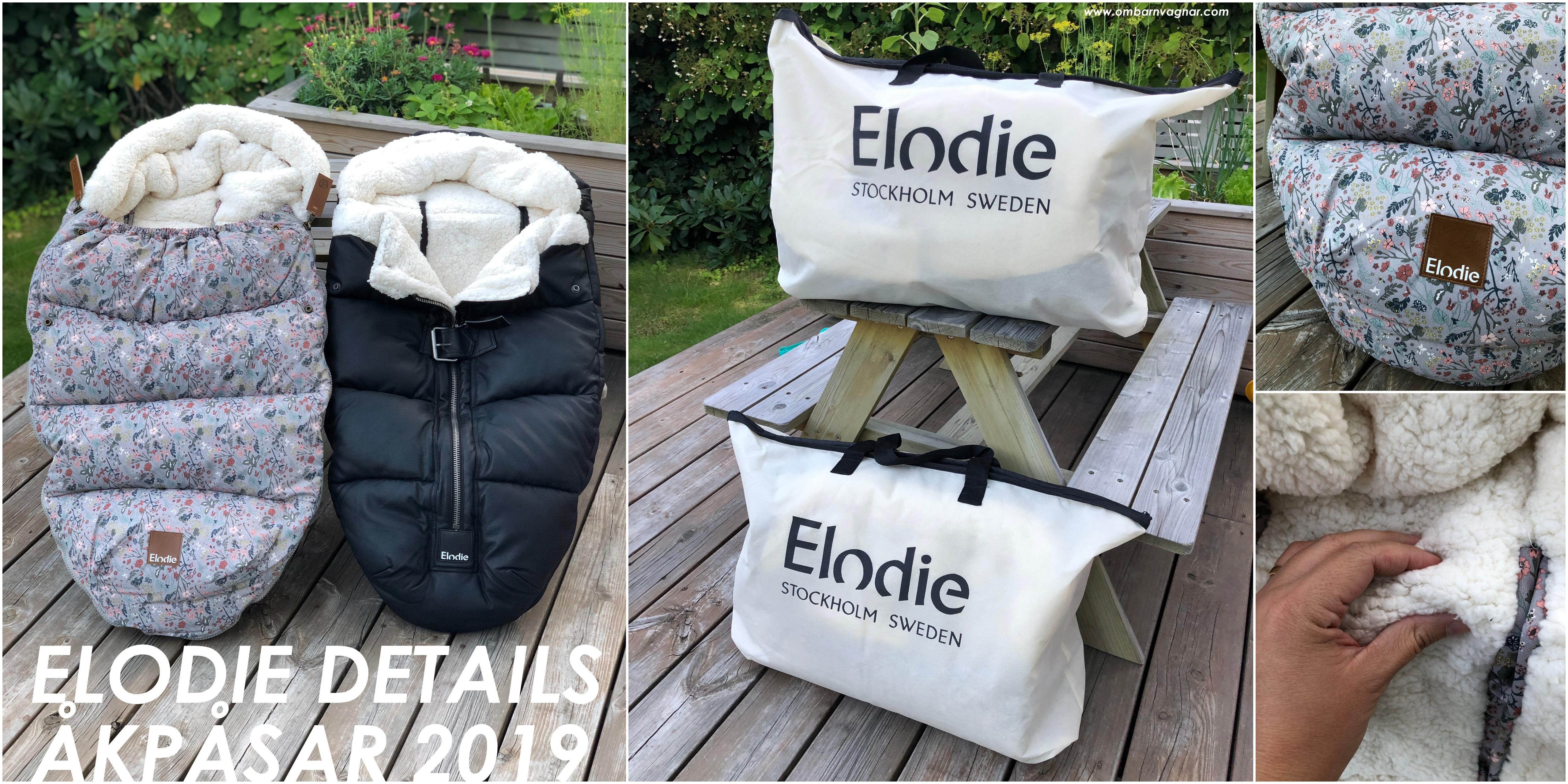 Elodie Details åkpåsar 2019