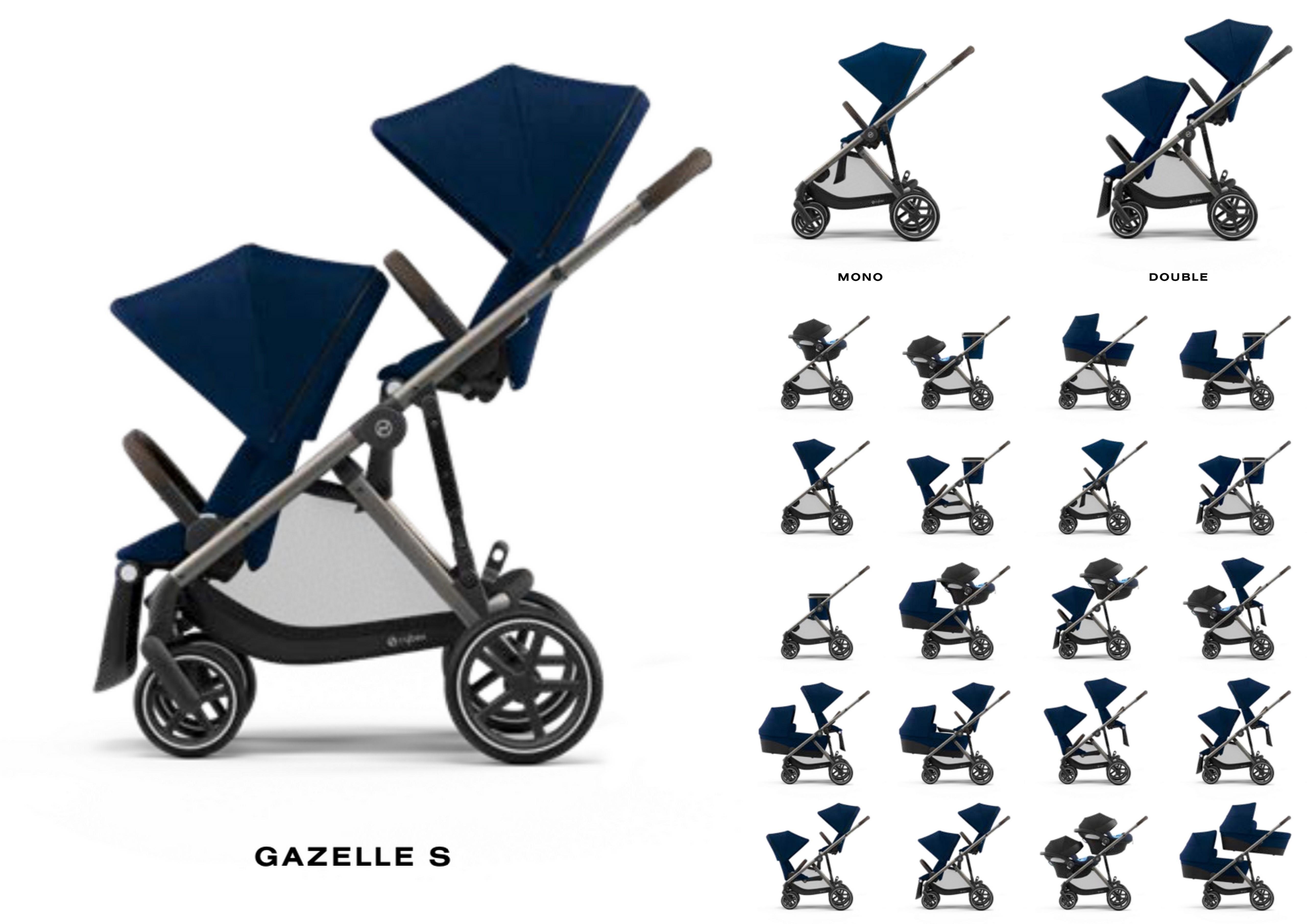 Cybex Gazelle S