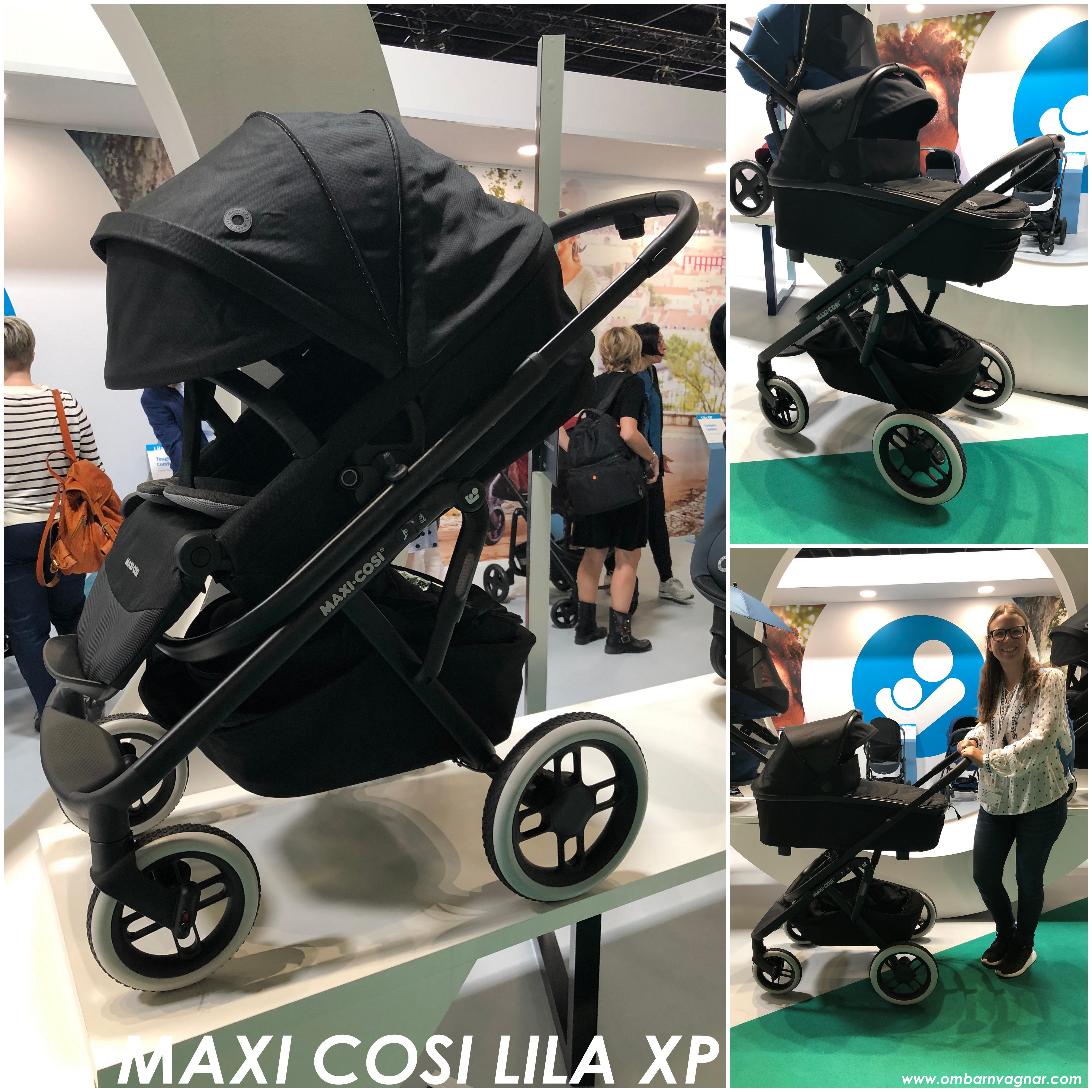 Maxi Cosi Lila XP