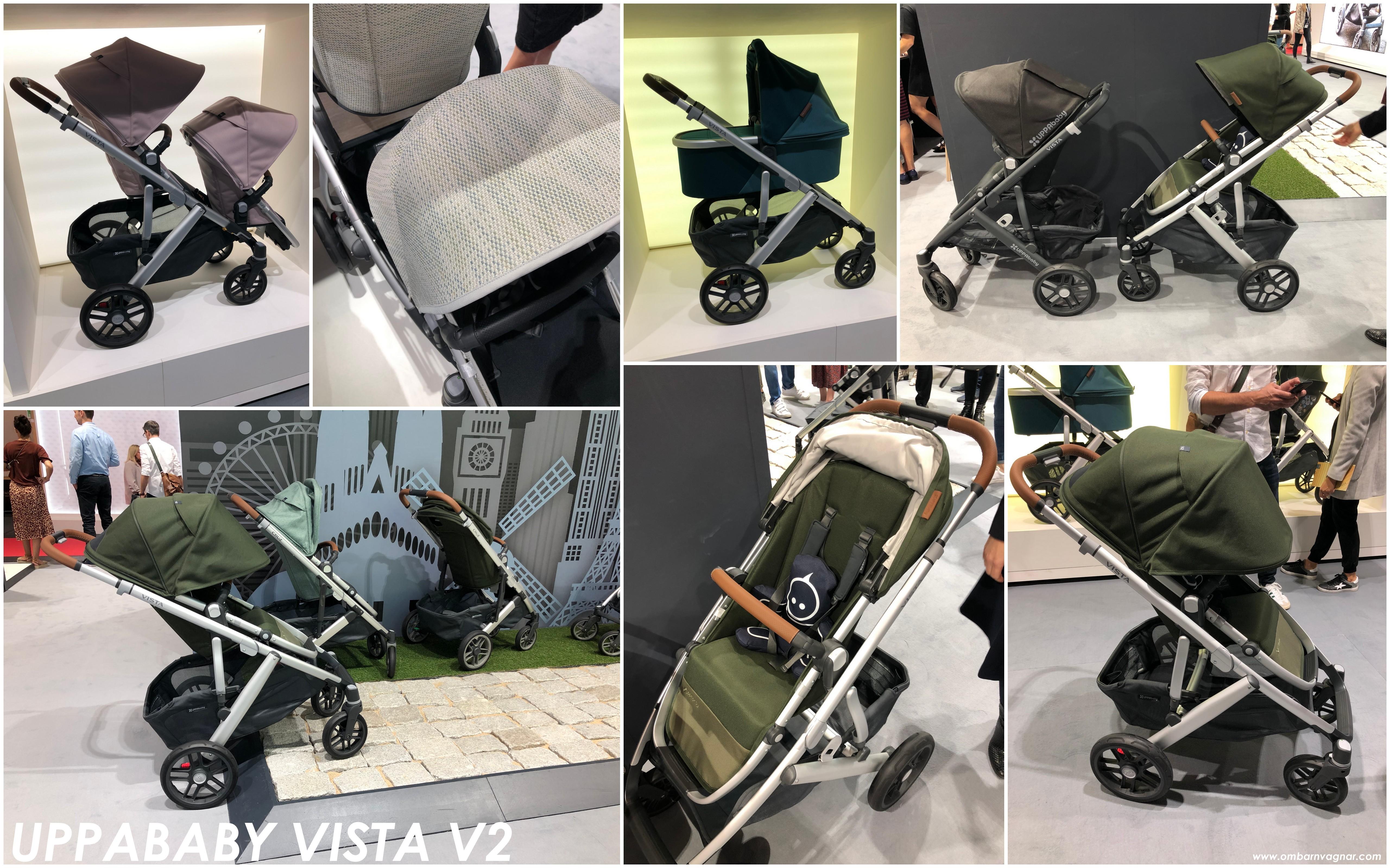 UPPAbaby Vista V2