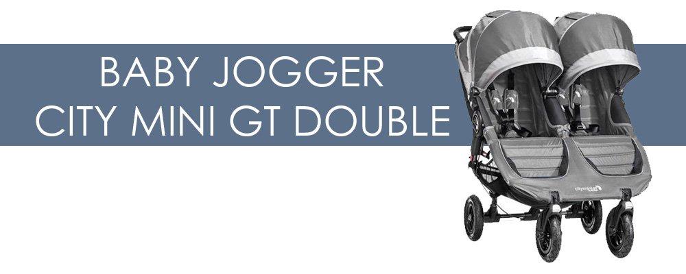 Baby Jogger City Mini GT Double syskonvagn för- och nackdelar