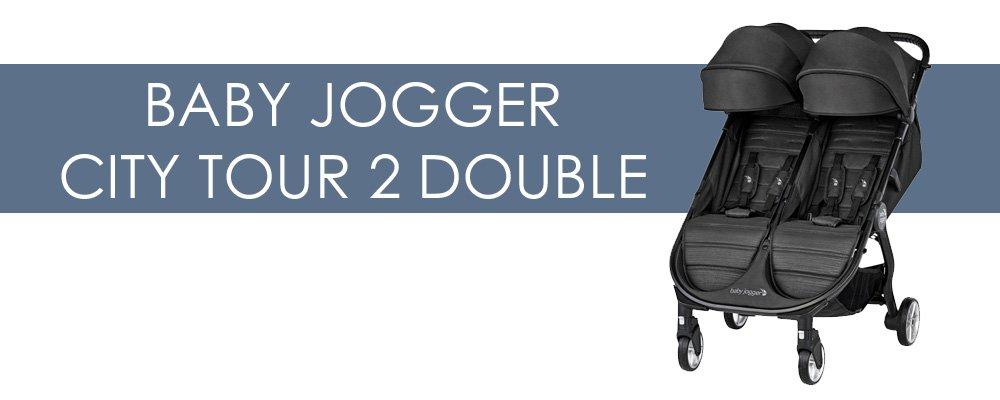 Baby Jogger City Tour 2 Double syskonvagn för- och nackdelar