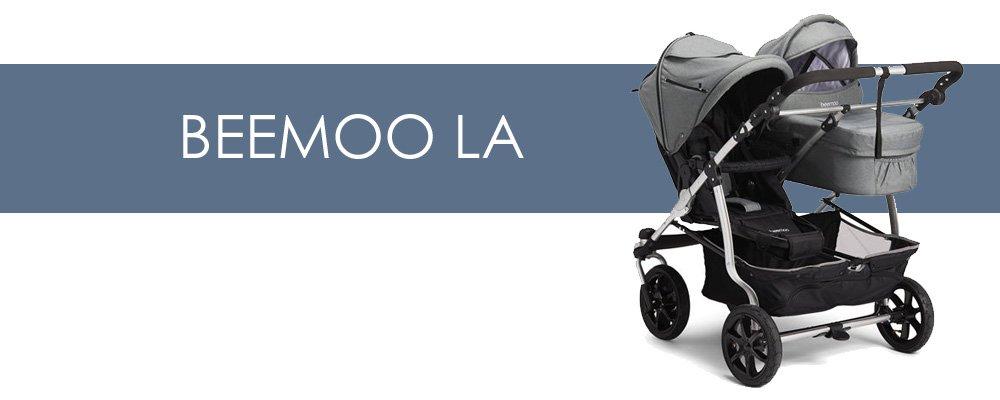 Beemoo LA syskonvagn för- och nackdelar
