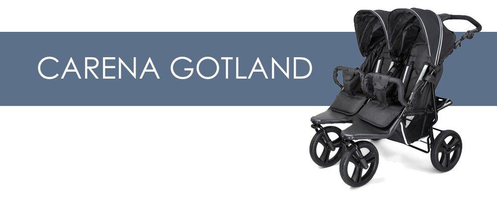 Carena Gotland syskonvagn för- och nackdelar