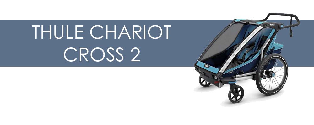 Thule Chariot Cross 2 syskonvagn för- och nackdelar