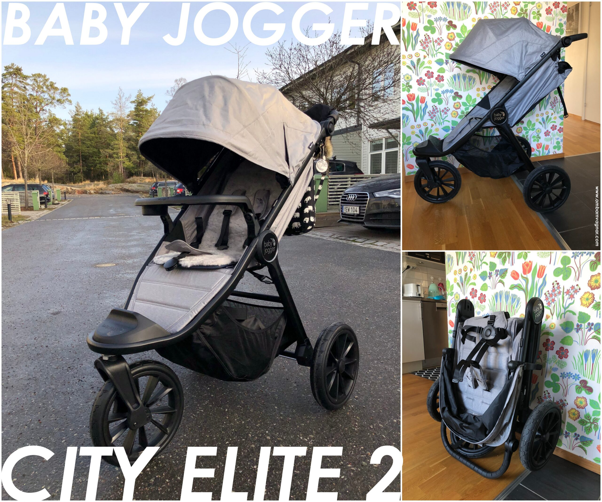 Recension av Baby Jogger City Elite 2