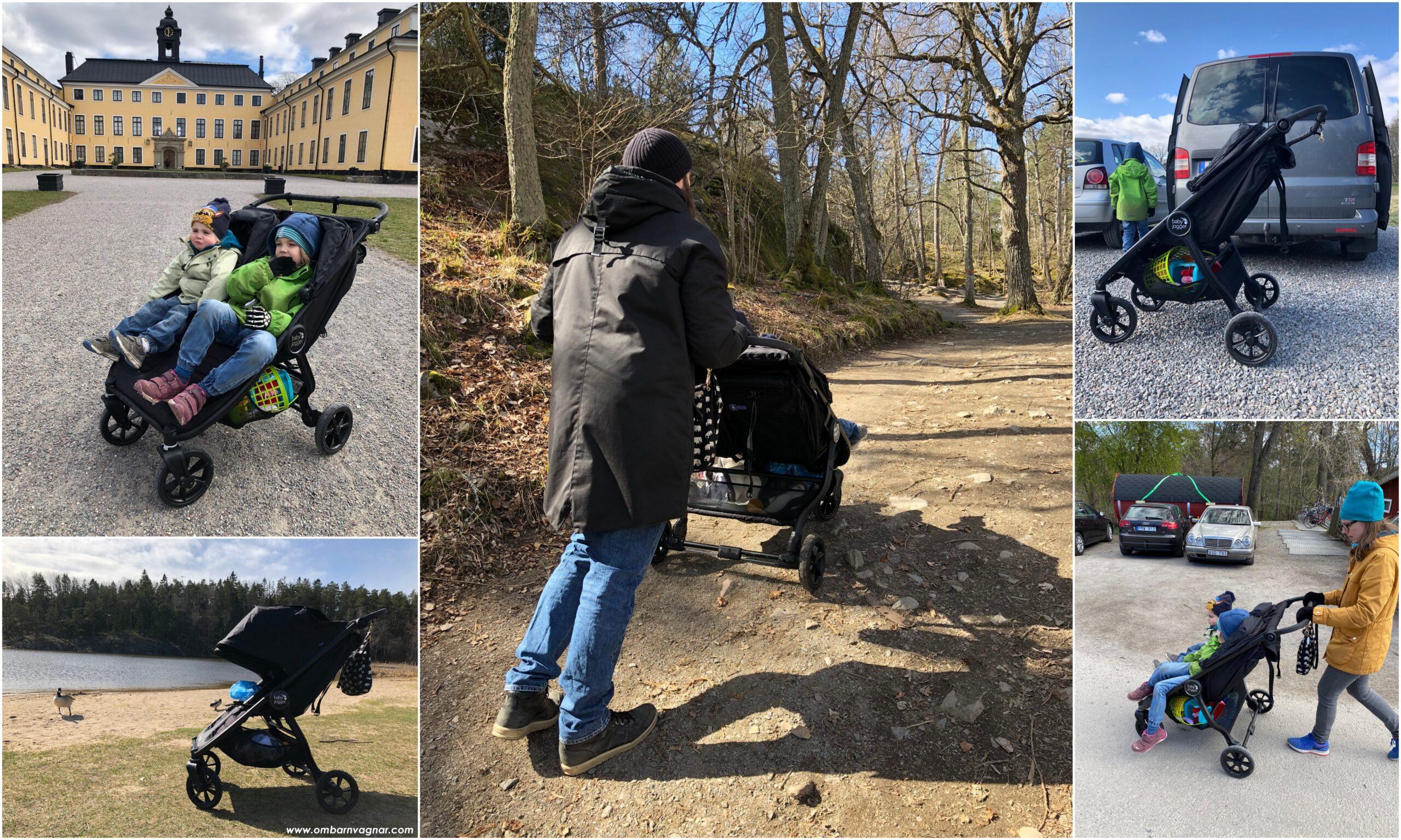 Körkänsla och användning av Baby Jogger City Mini GT 2 Double