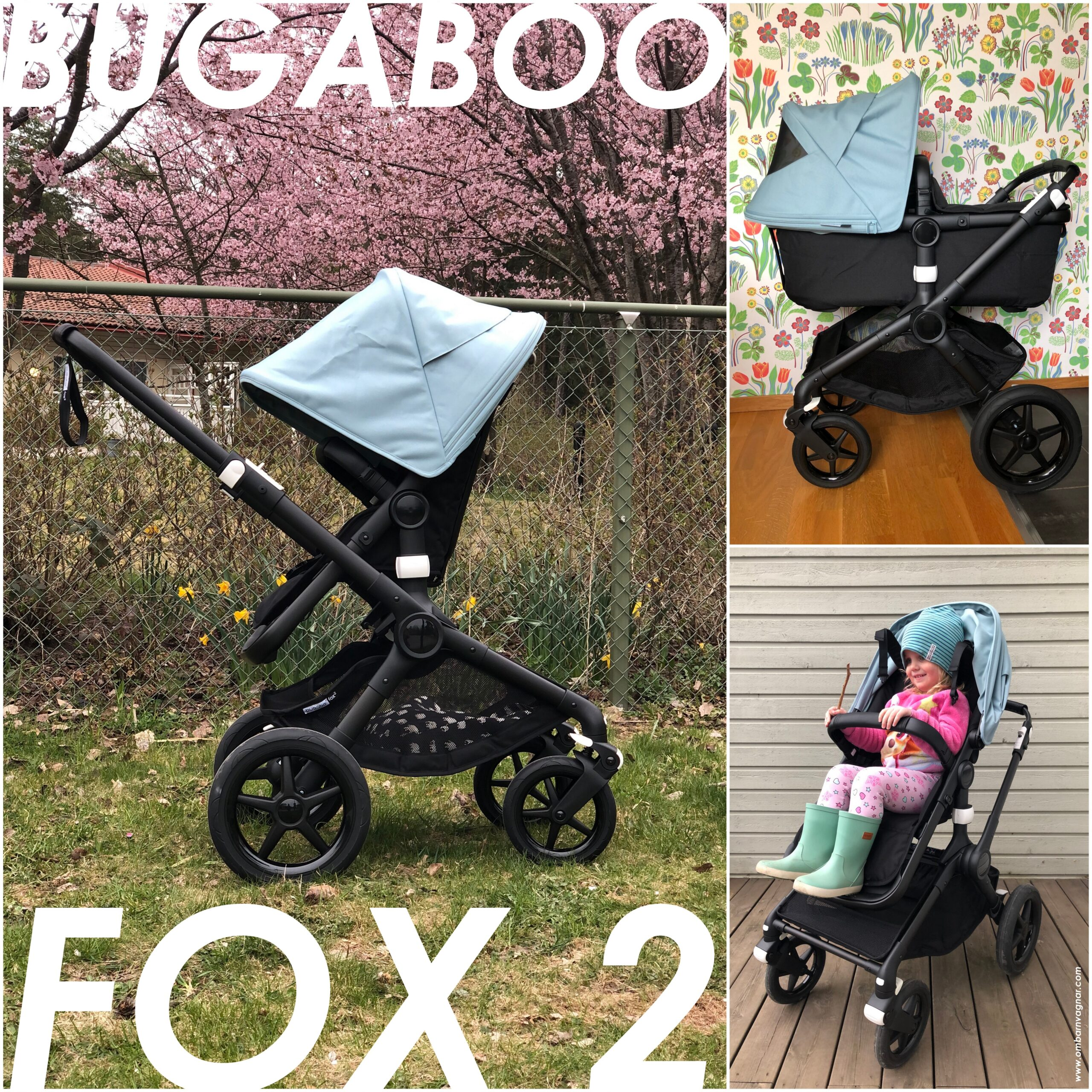 Recension av Bugaboo Fox 2