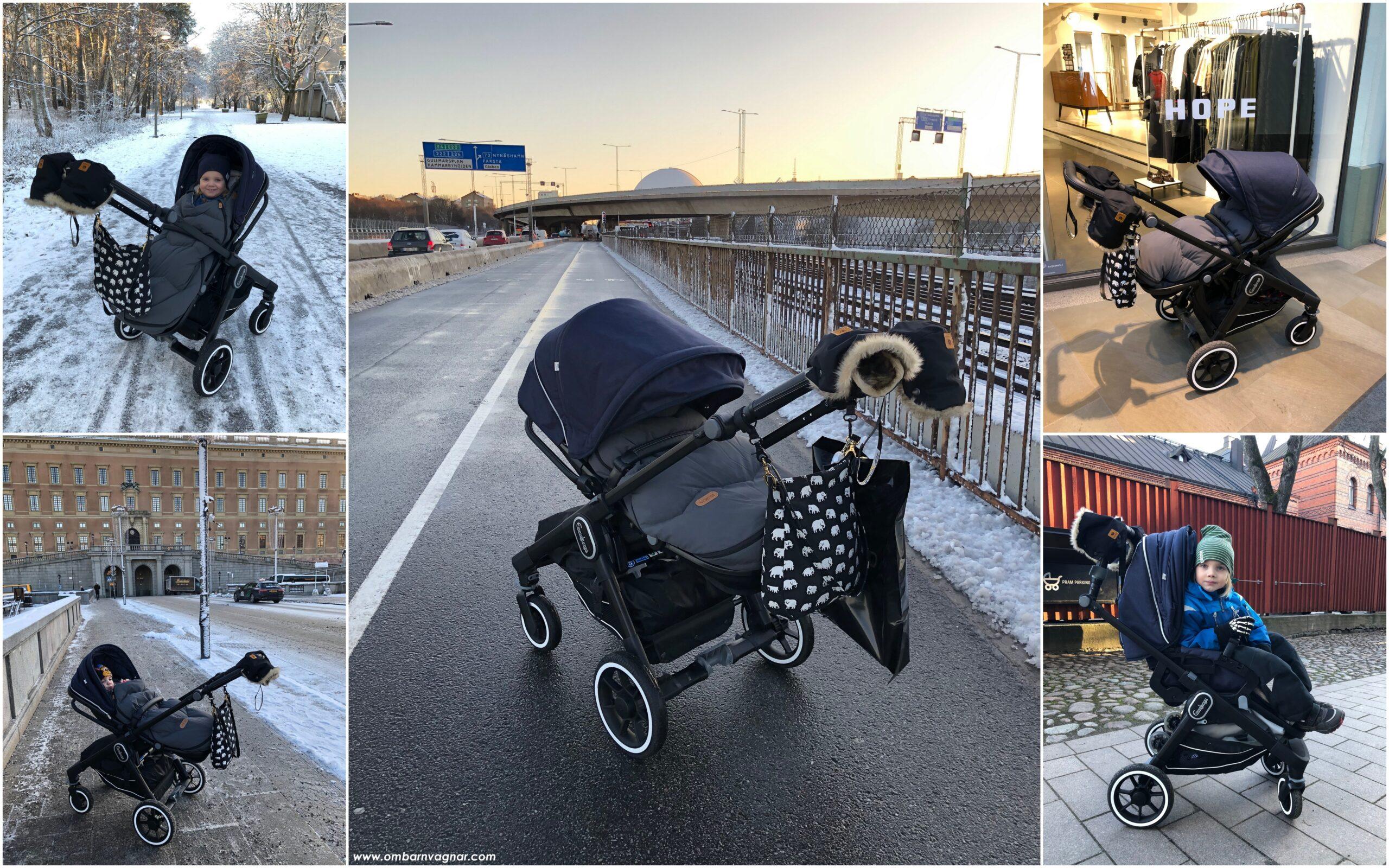 Allt om barnvagnars omdöme av Emmaljunga NXT60